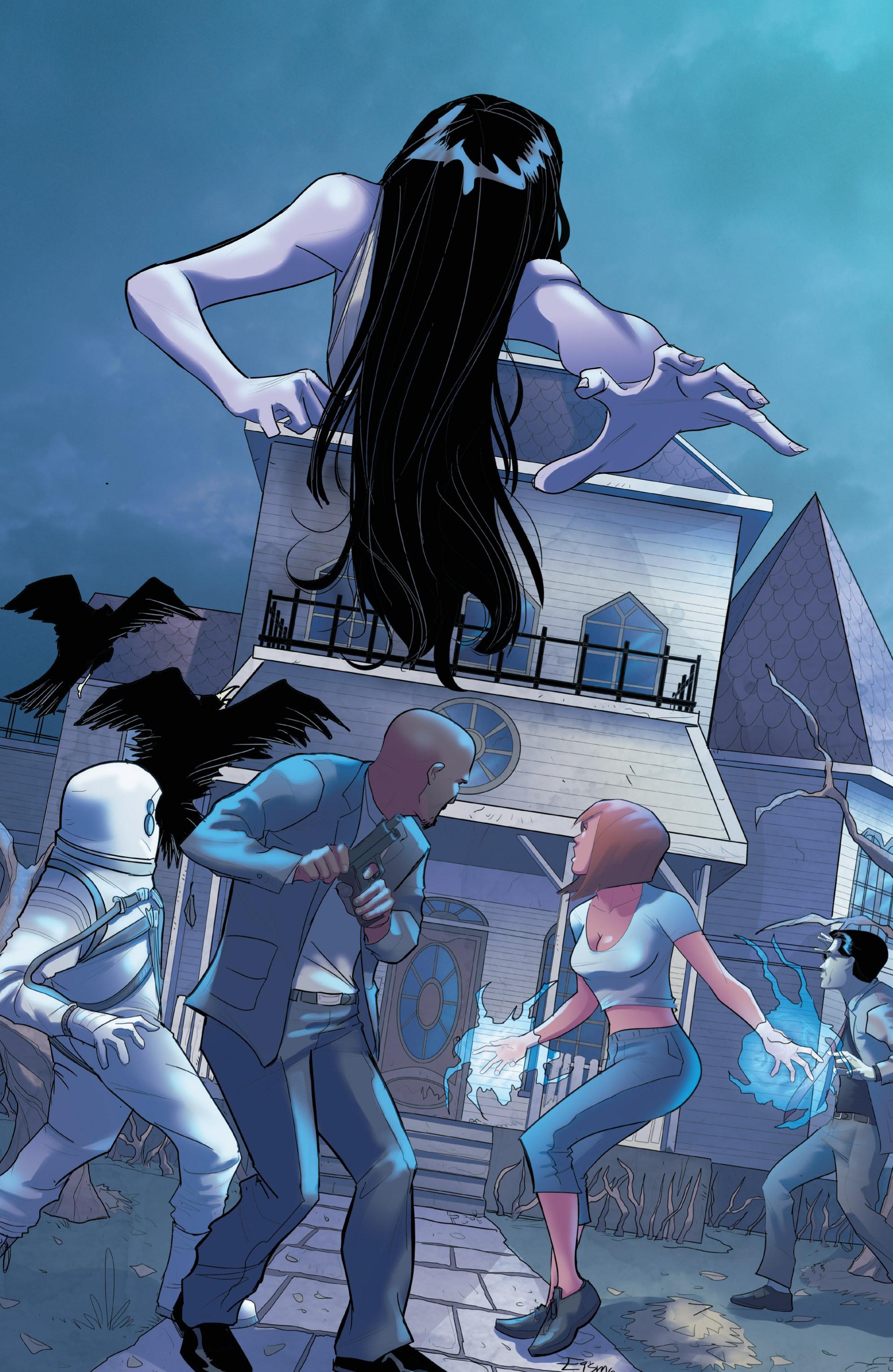 Read online Hoax Hunters (2012) comic -  Issue # TPB 2 - 104