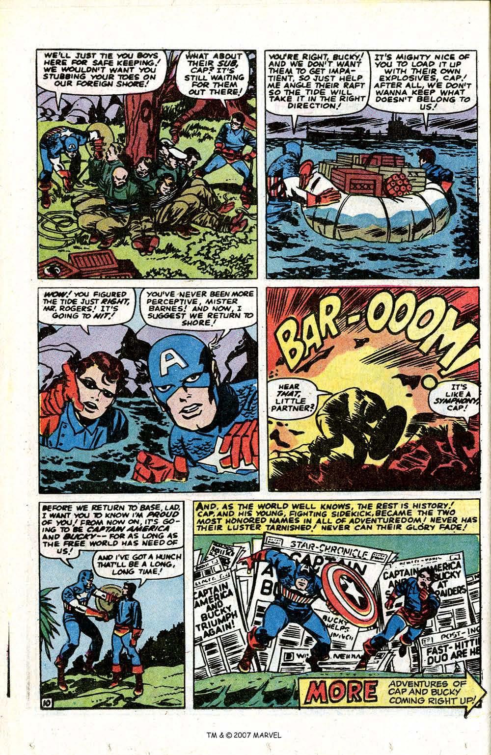 Read online Captain America (1968) comic -  Issue # _Annual 1 - 12