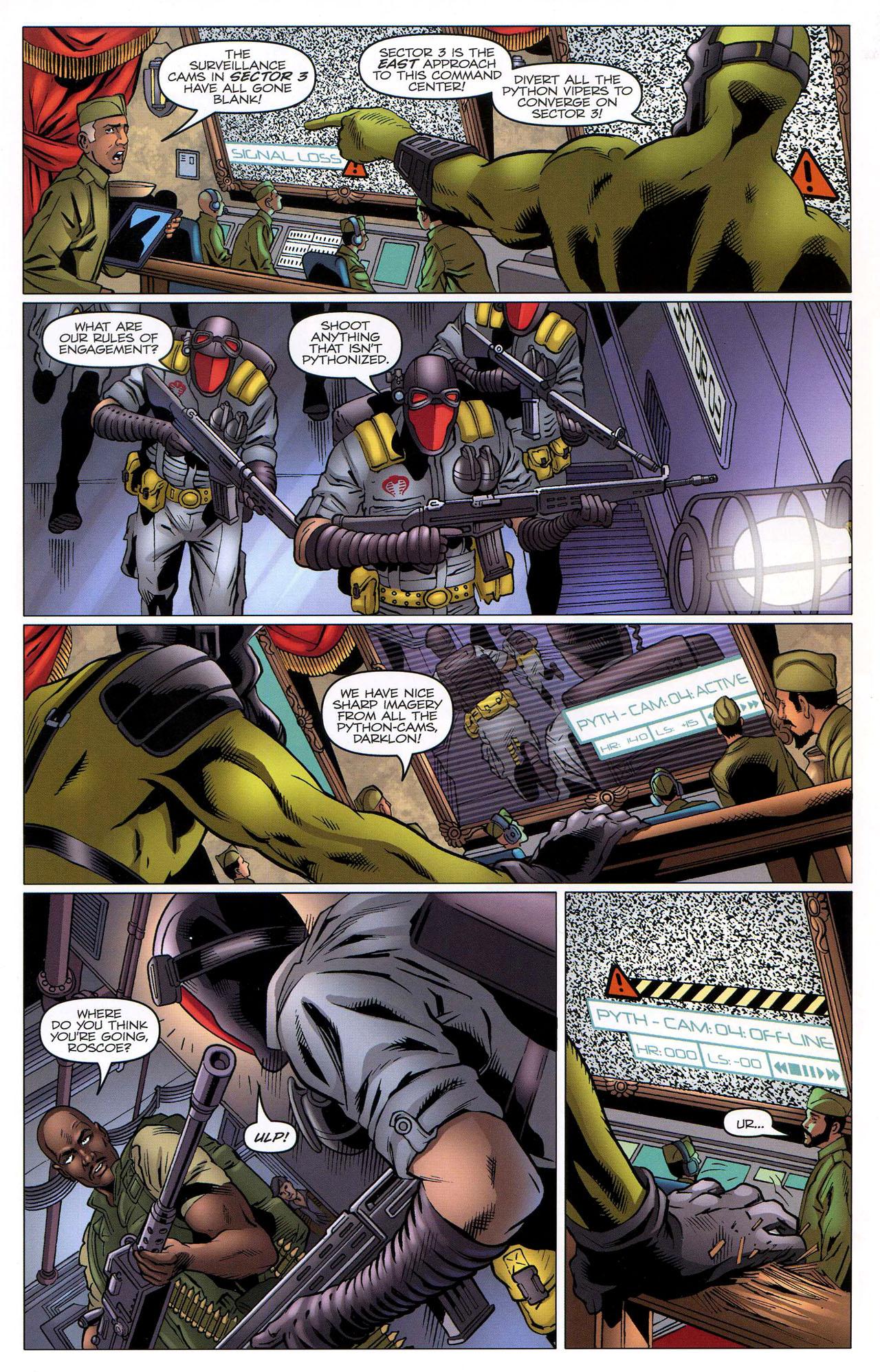 G.I. Joe: A Real American Hero 171 Page 15
