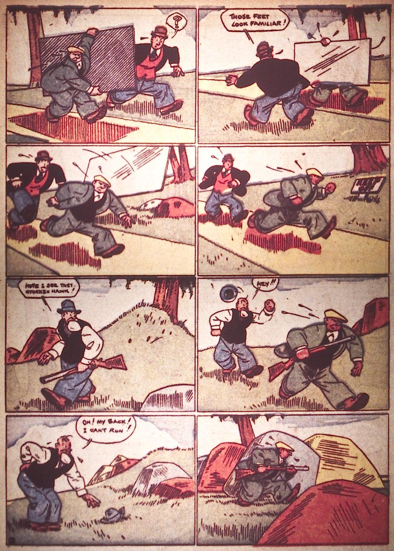 Read online Detective Comics (1937) comic -  Issue #16 - 46