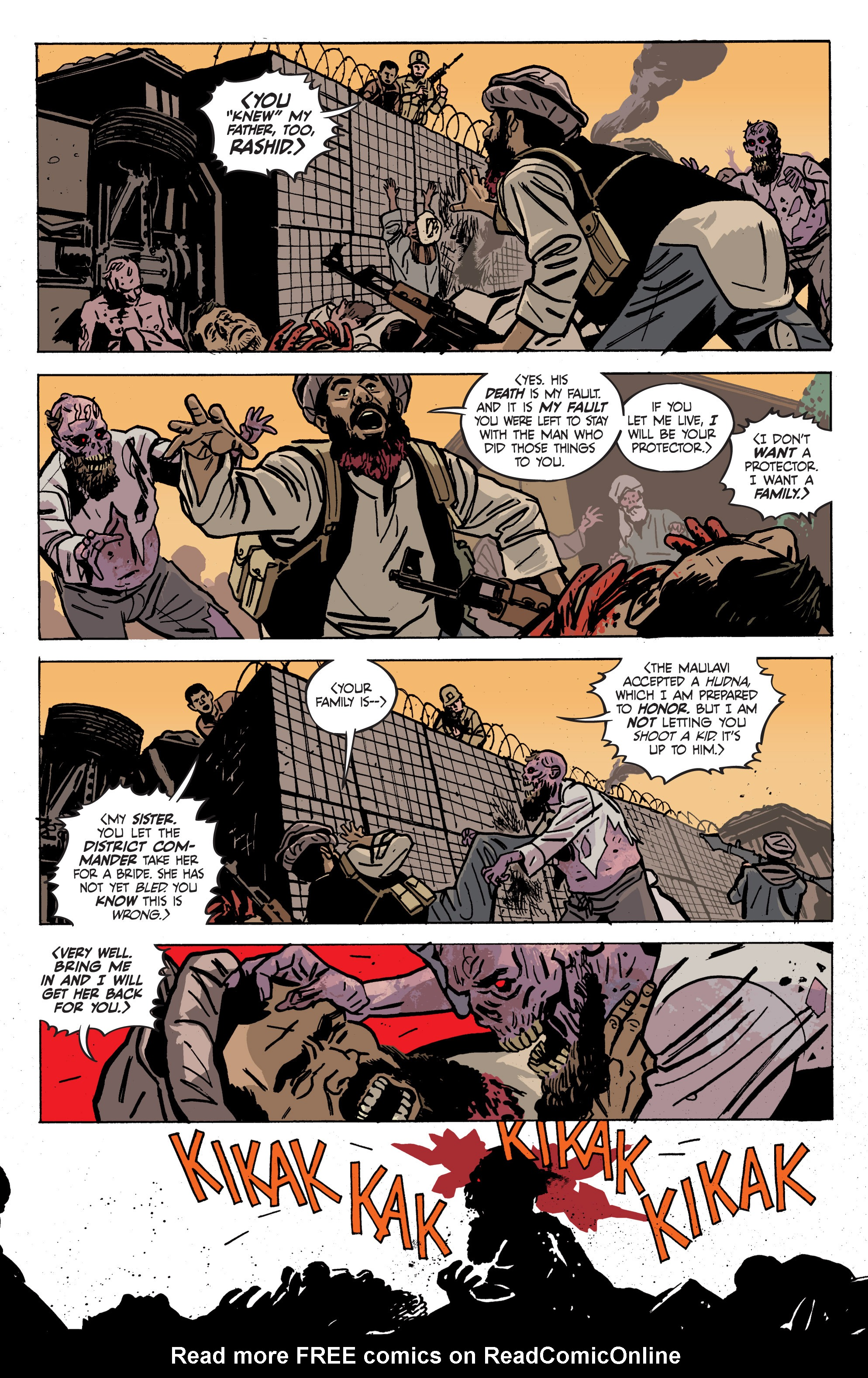 Read online Graveyard of Empires comic -  Issue # TPB - 78