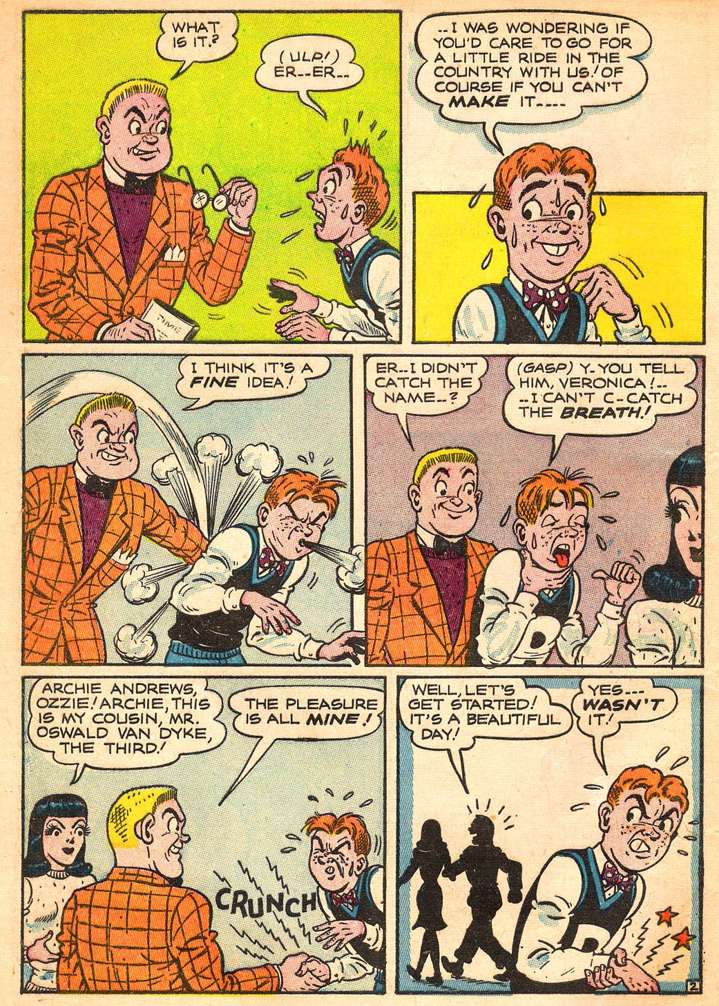 Archie Comics issue 027 - Page 4