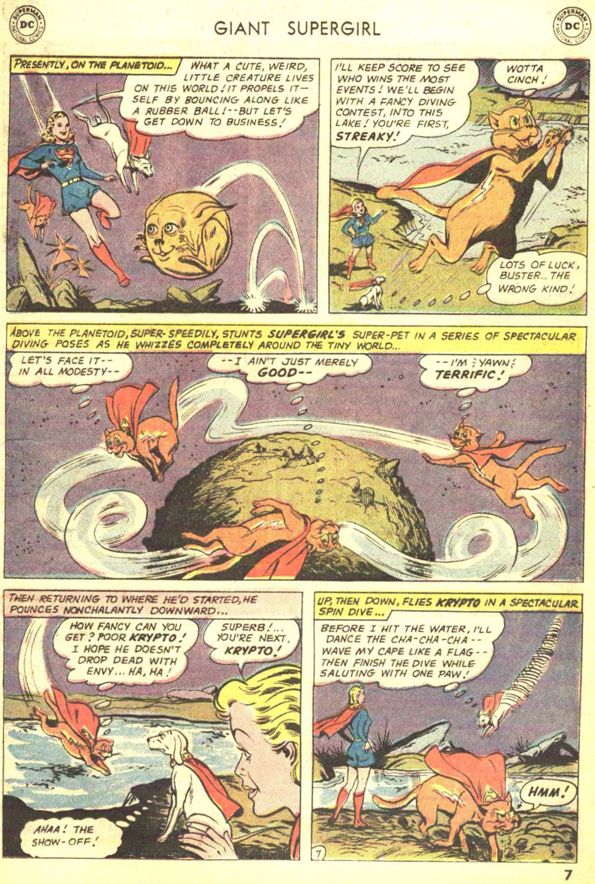 Read online Action Comics (1938) comic -  Issue #373 - 8