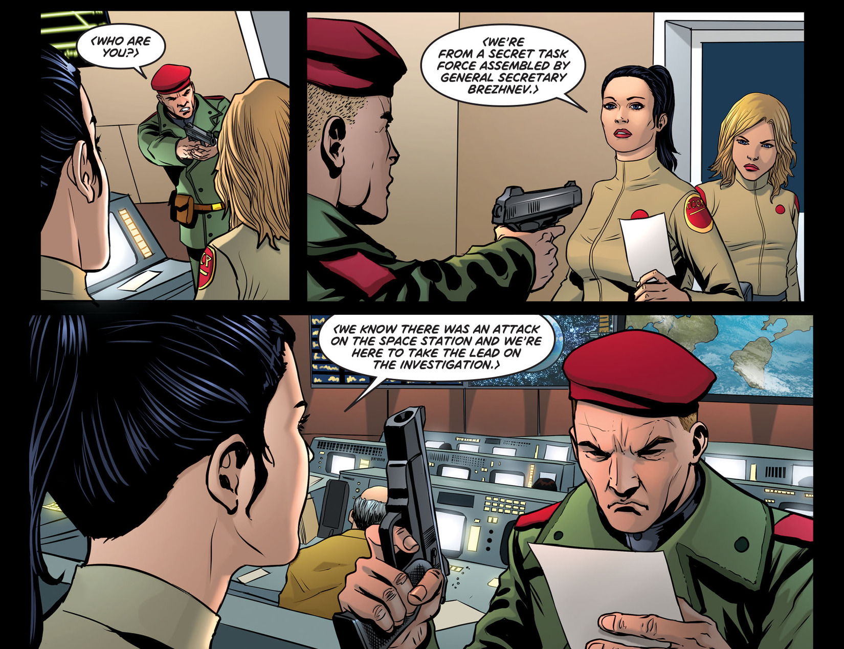 Read online Wonder Woman '77 [I] comic -  Issue #26 - 10