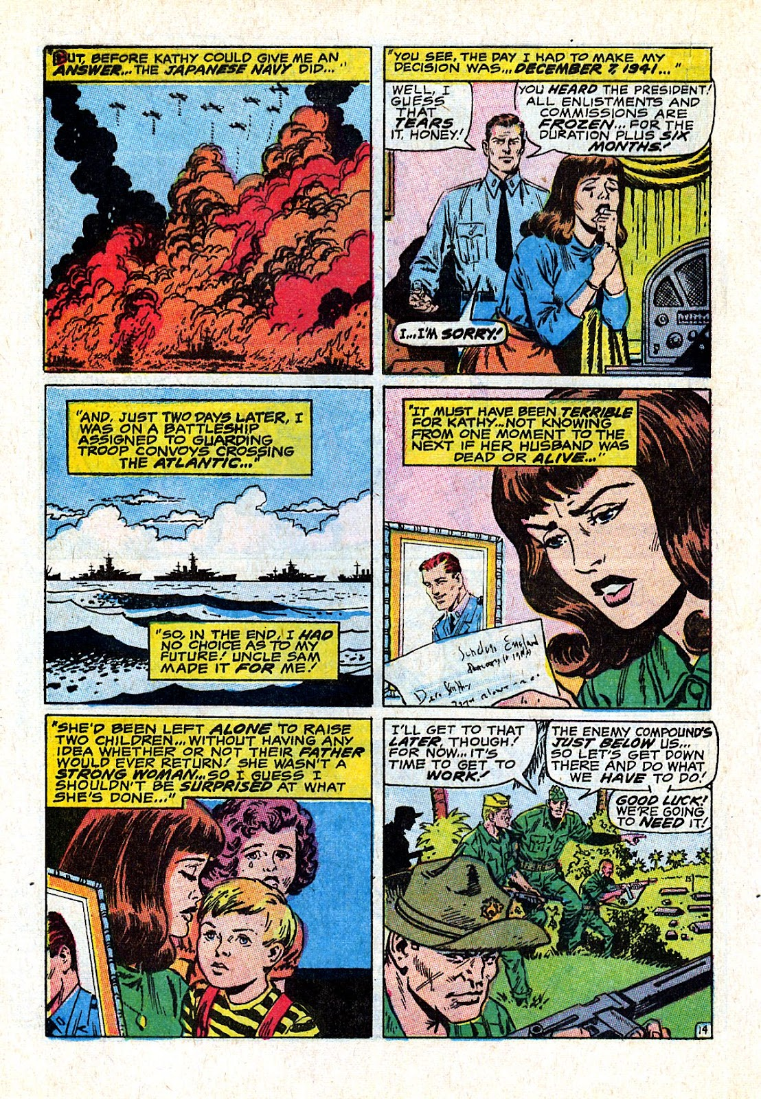 Captain Savage and his Leatherneck Raiders issue 18 - Page 20