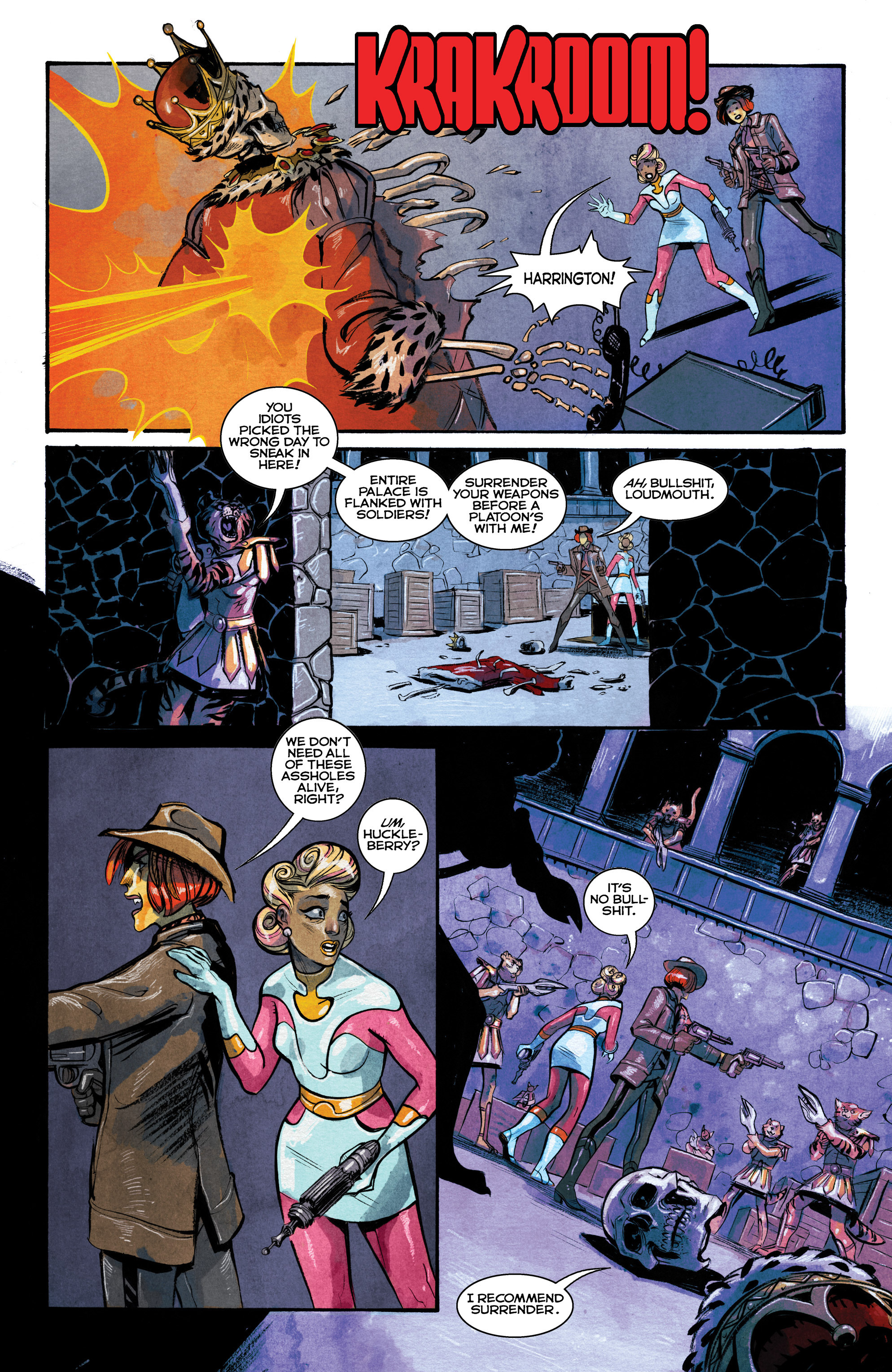 Read online Shutter comic -  Issue #16 - 12