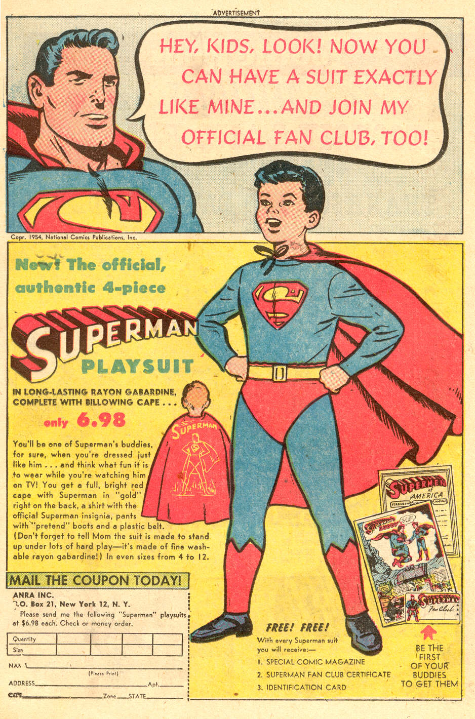 Read online Adventure Comics (1938) comic -  Issue #208 - 14