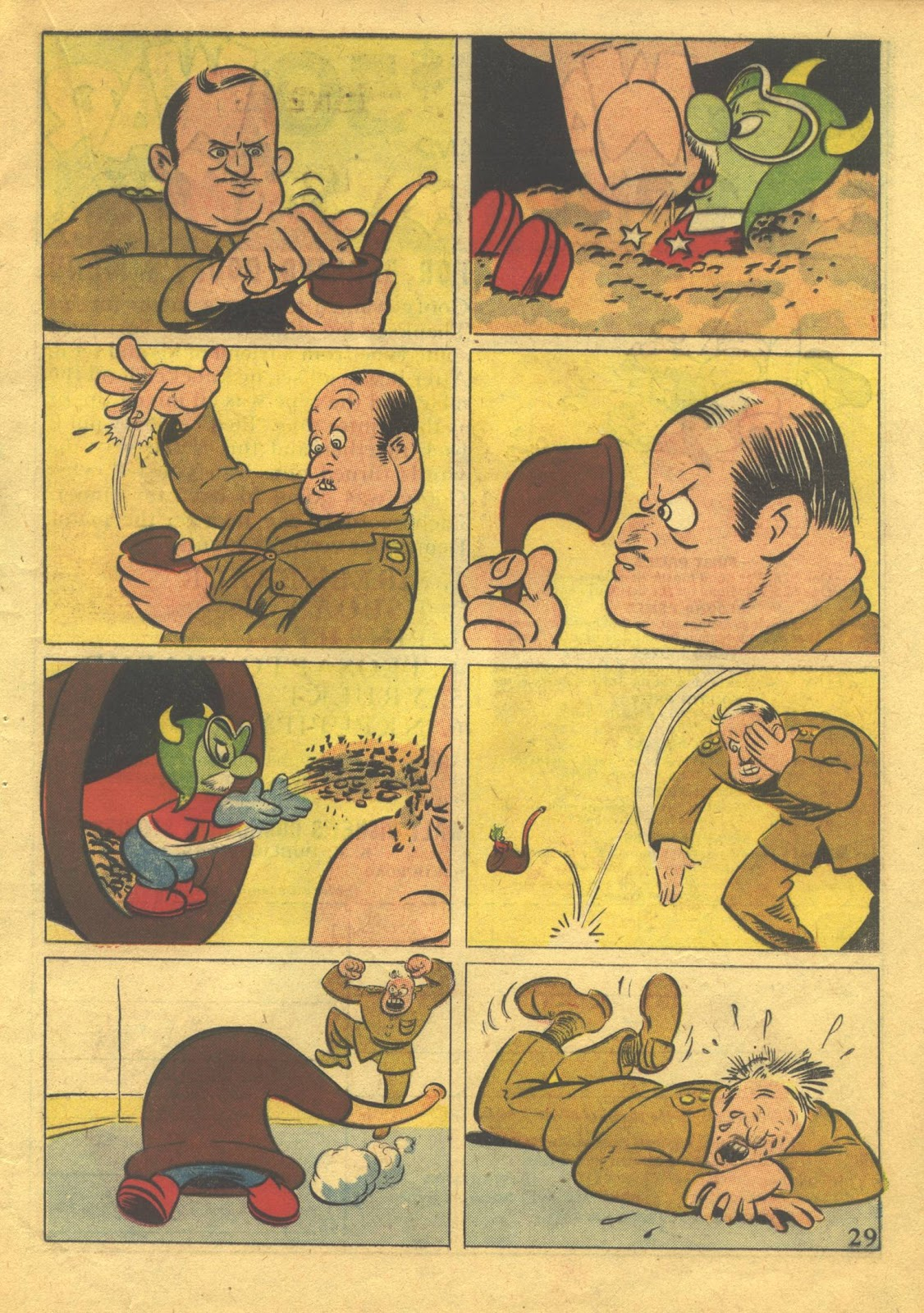 Walt Disney's Comics and Stories issue 39 - Page 31