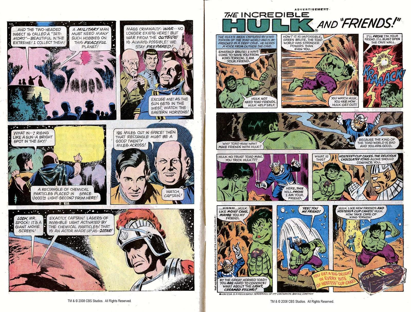 Star Trek (1967) issue 41 - Page 4