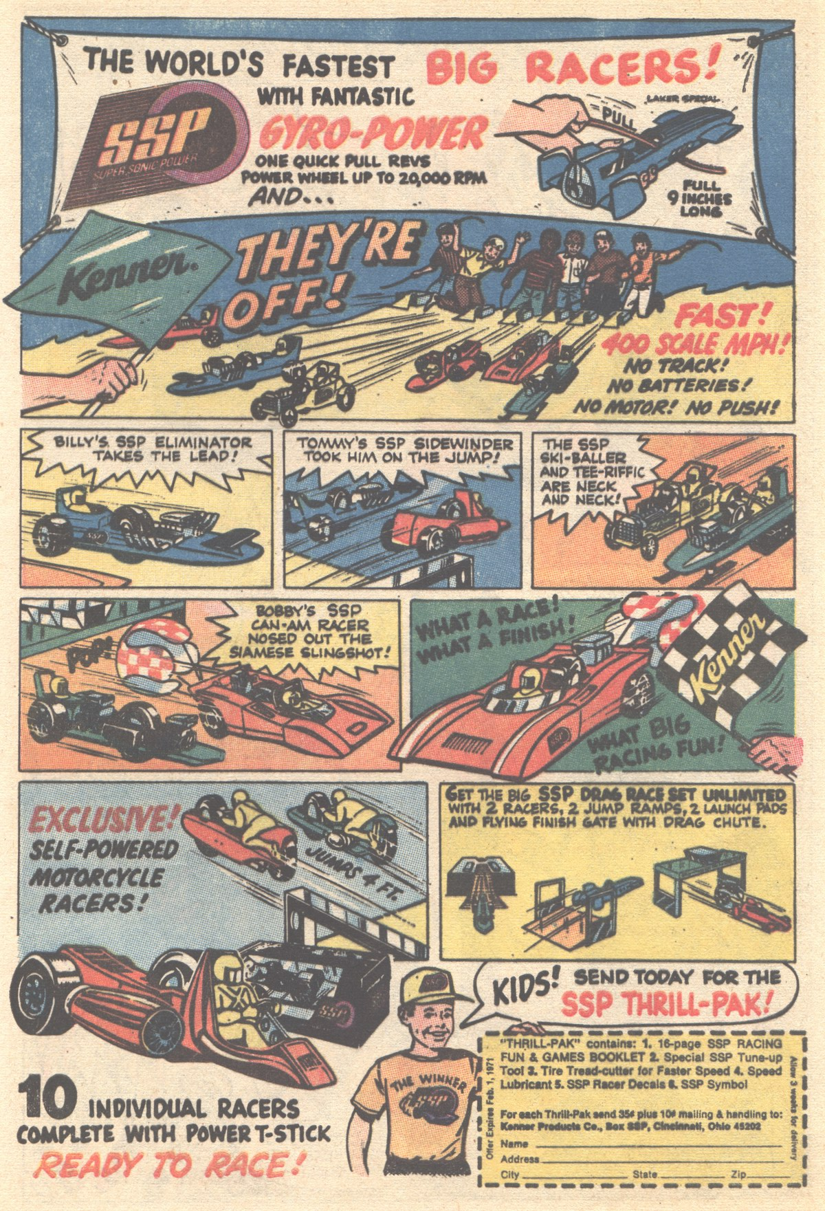 Read online Adventure Comics (1938) comic -  Issue #401 - 9