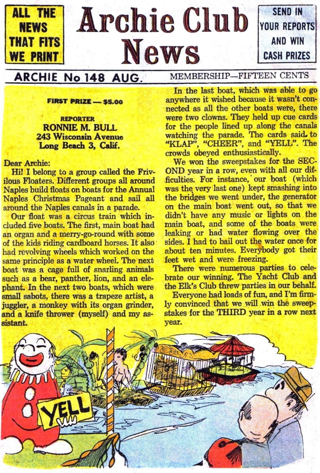 Read online Archie (1960) comic -  Issue #148 - 26