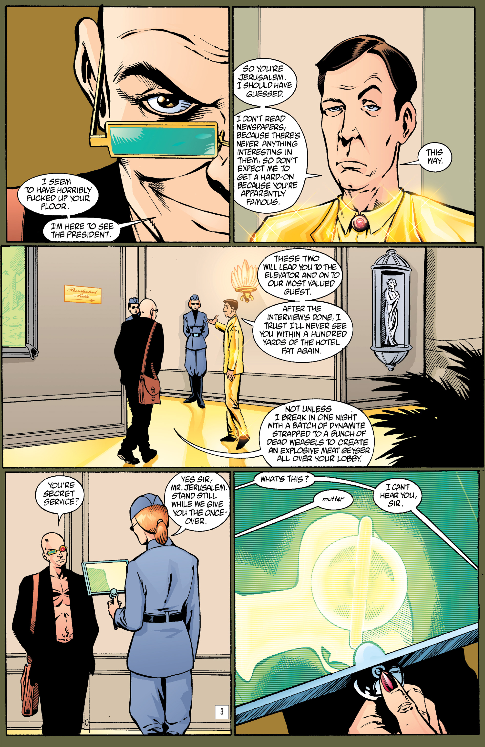 Read online Transmetropolitan comic -  Issue #21 - 4