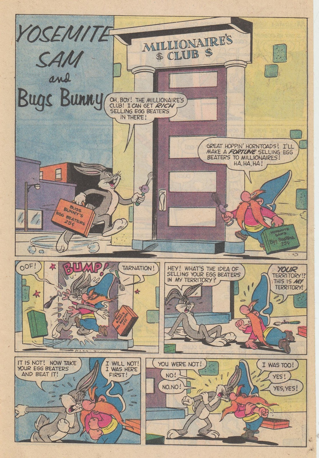 Yosemite Sam and Bugs Bunny issue 80 - Page 25