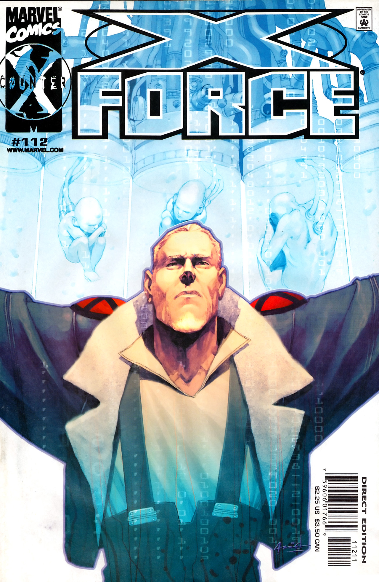 Read online X-Force (1991) comic -  Issue #112 - 1