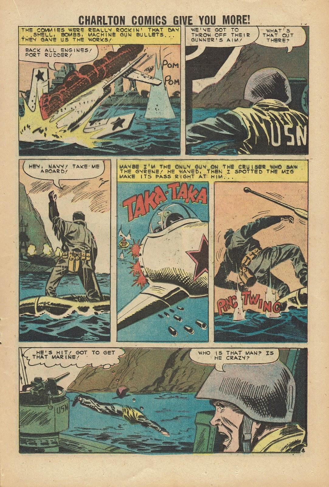 Read online Fightin' Navy comic -  Issue #96 - 17