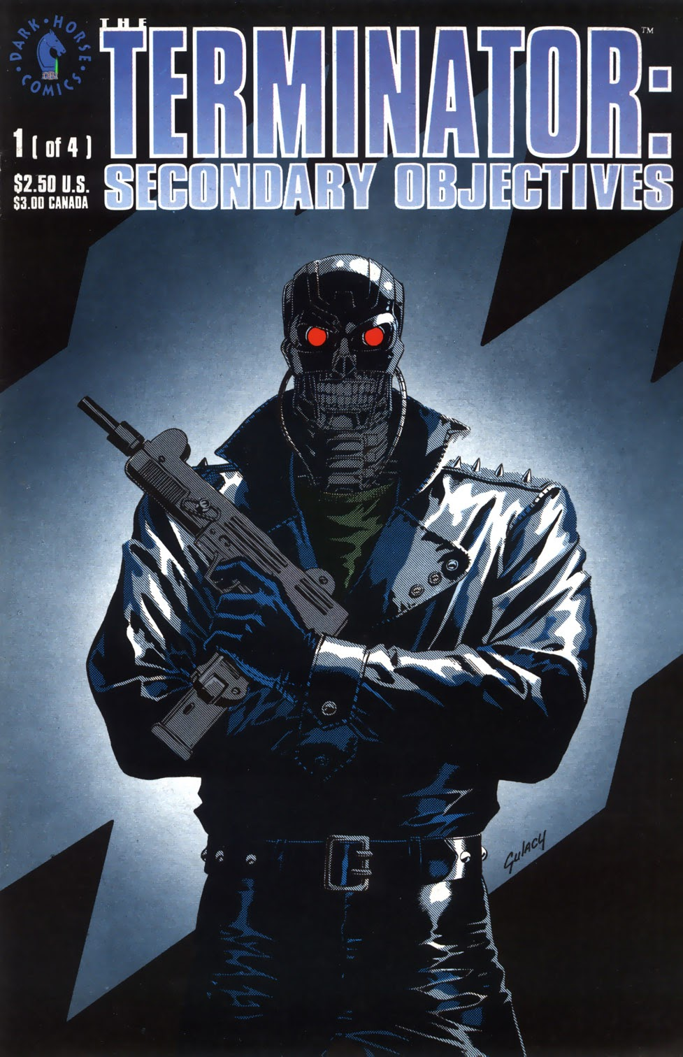 The Terminator: Secondary Objectives issue 1 - Page 1
