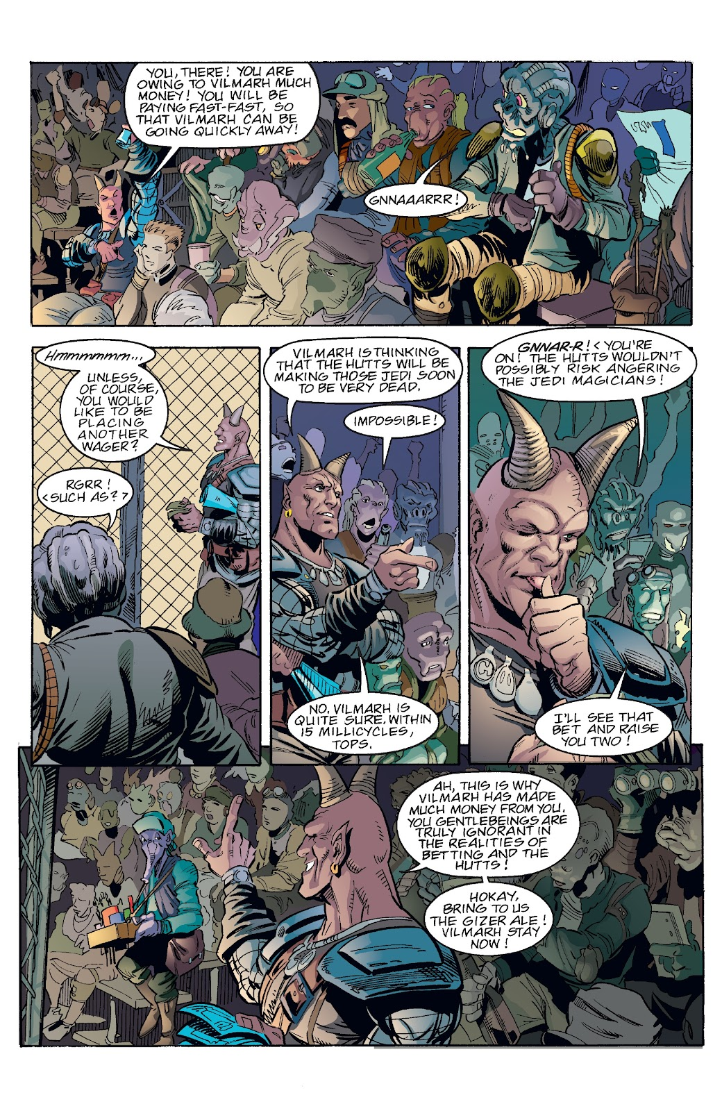Read online Star Wars Legends Epic Collection: The Menace Revealed comic -  Issue # TPB (Part 4) - 69