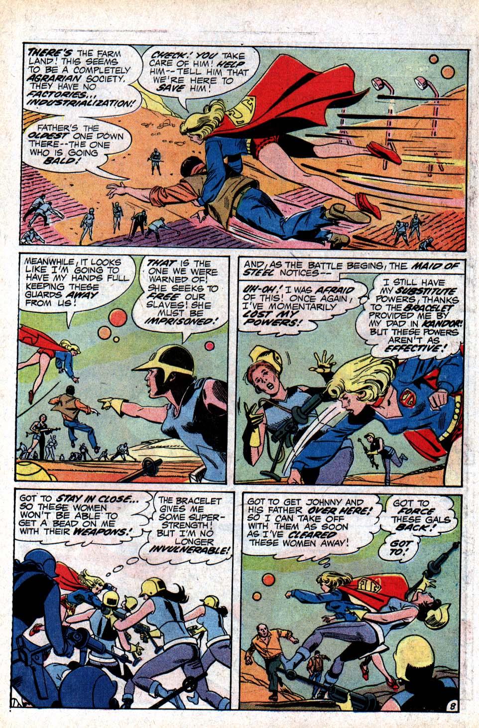 Read online Adventure Comics (1938) comic -  Issue #417 - 11