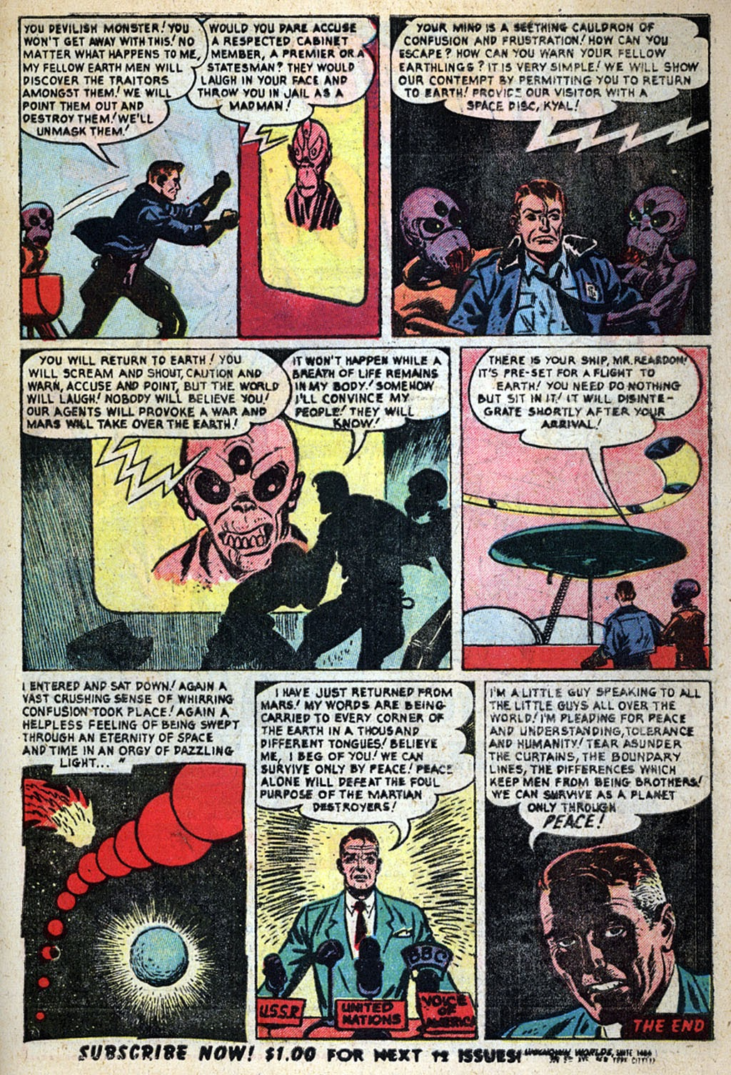 Journey Into Unknown Worlds (1950) issue 4 - Page 9