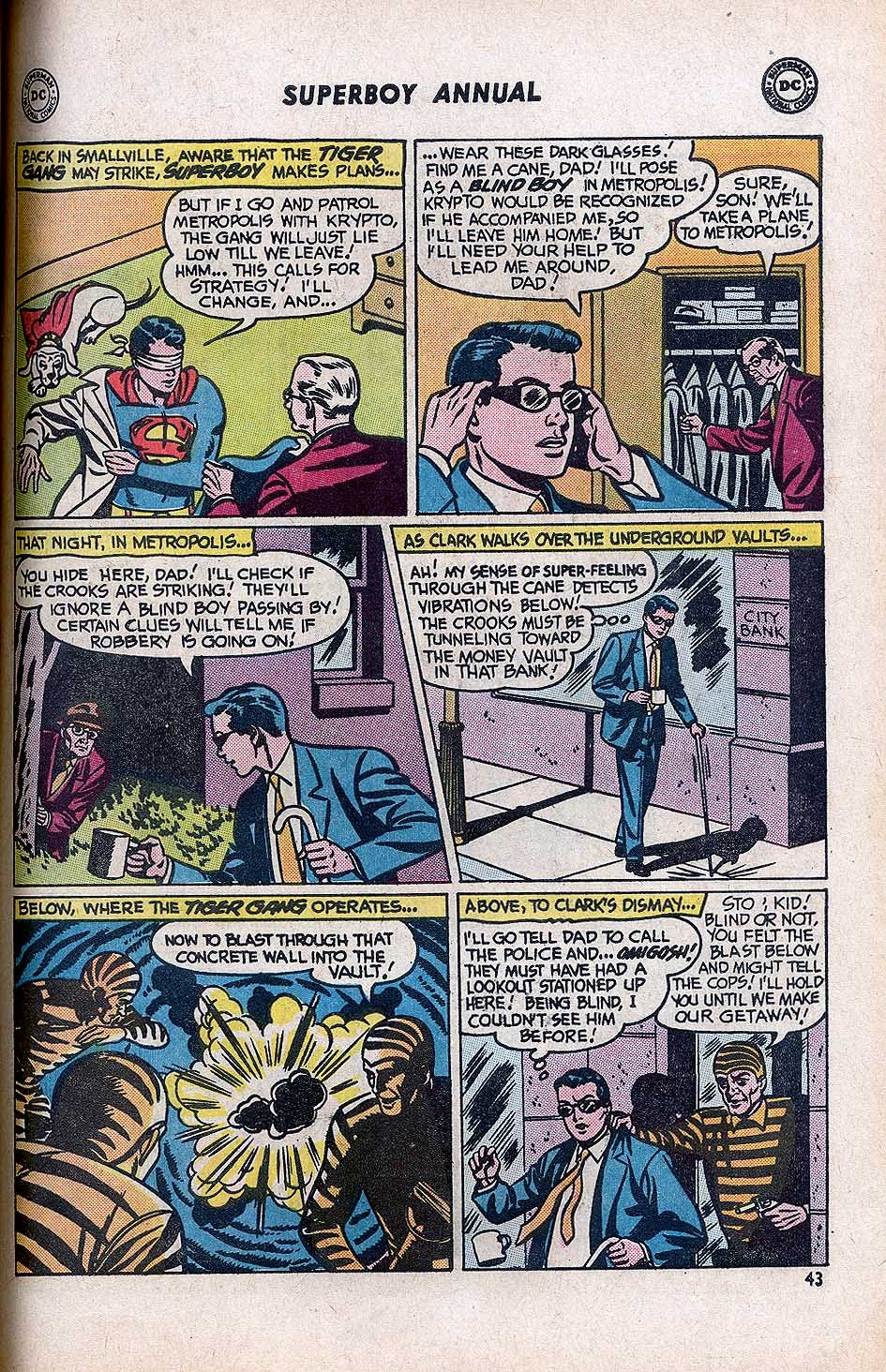 Superboy (1949) issue Annual 1 - Page 45