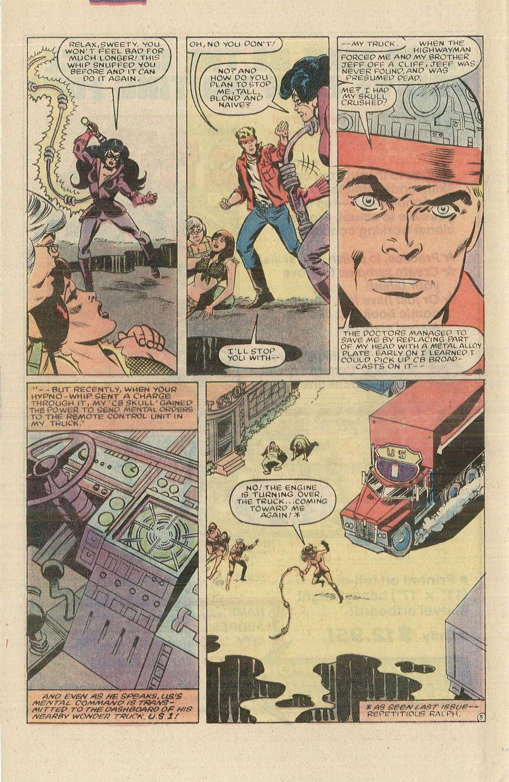 Read online U.S. 1 comic -  Issue #9 - 8