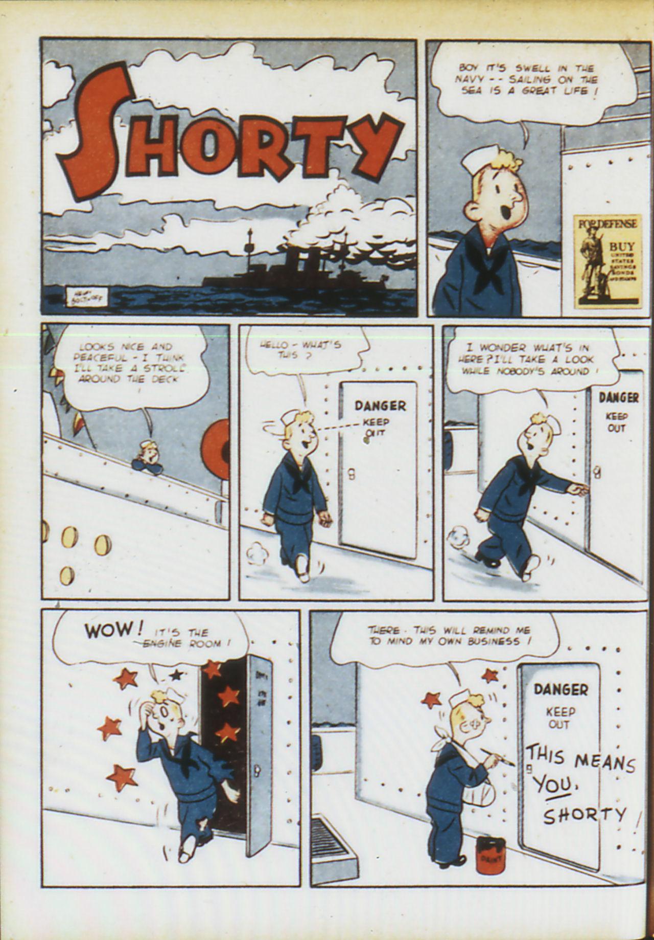 Read online Adventure Comics (1938) comic -  Issue #74 - 25