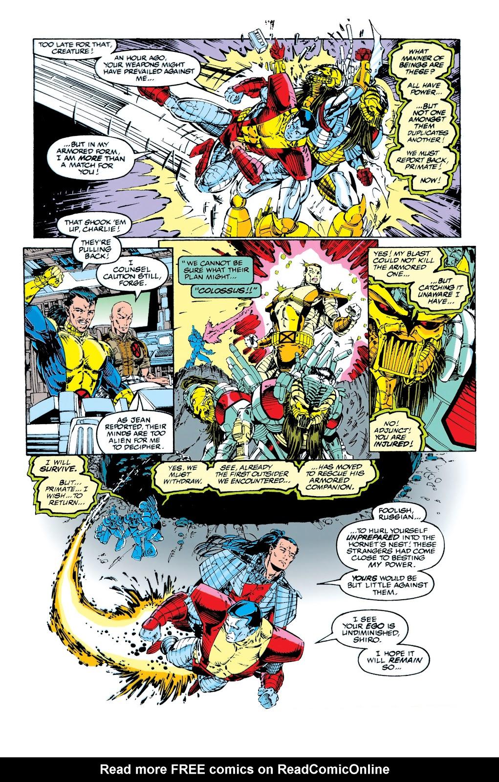 Uncanny X-Men (1963) issue 284 - Page 13