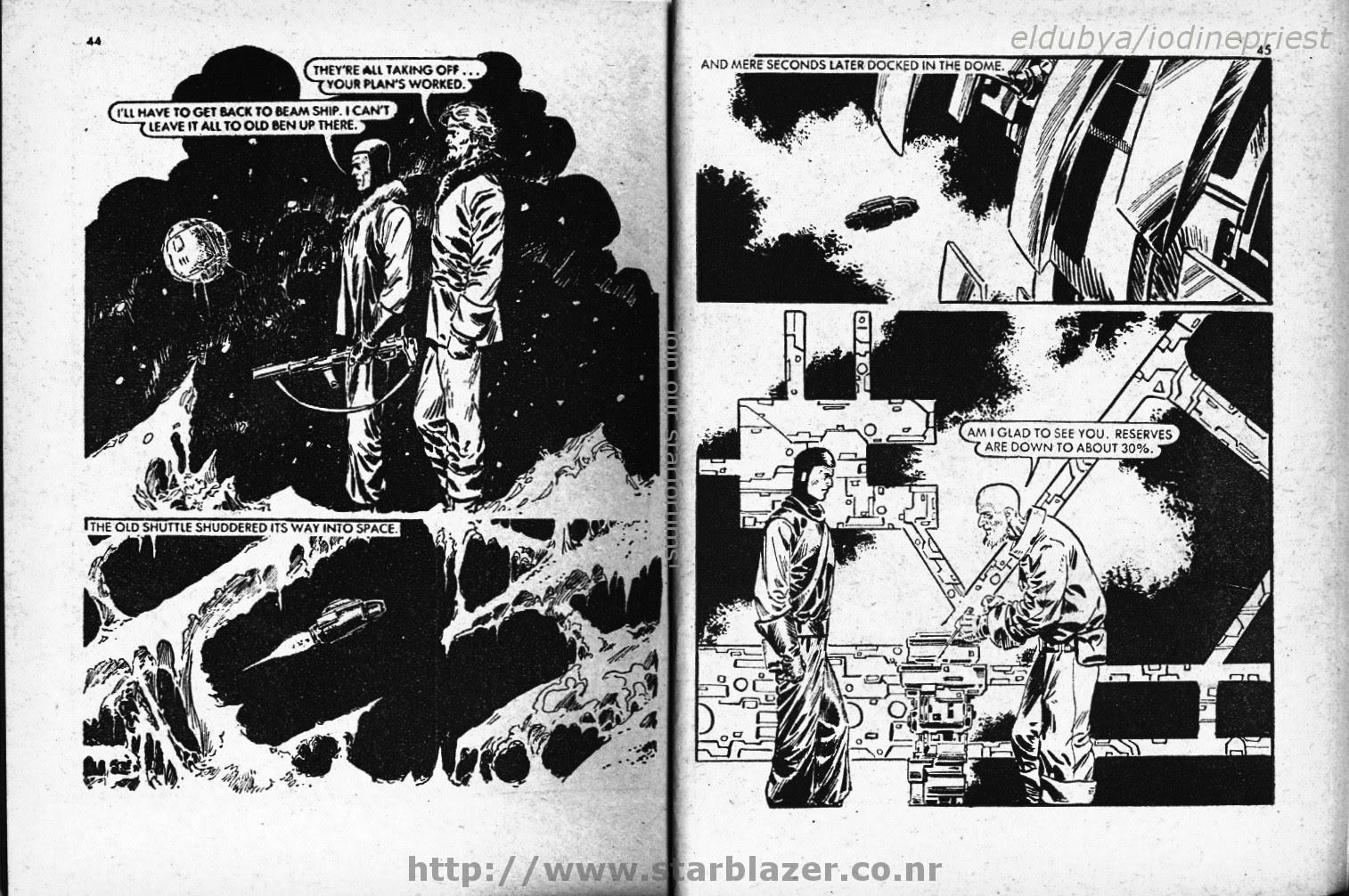 Starblazer issue 59 - Page 24