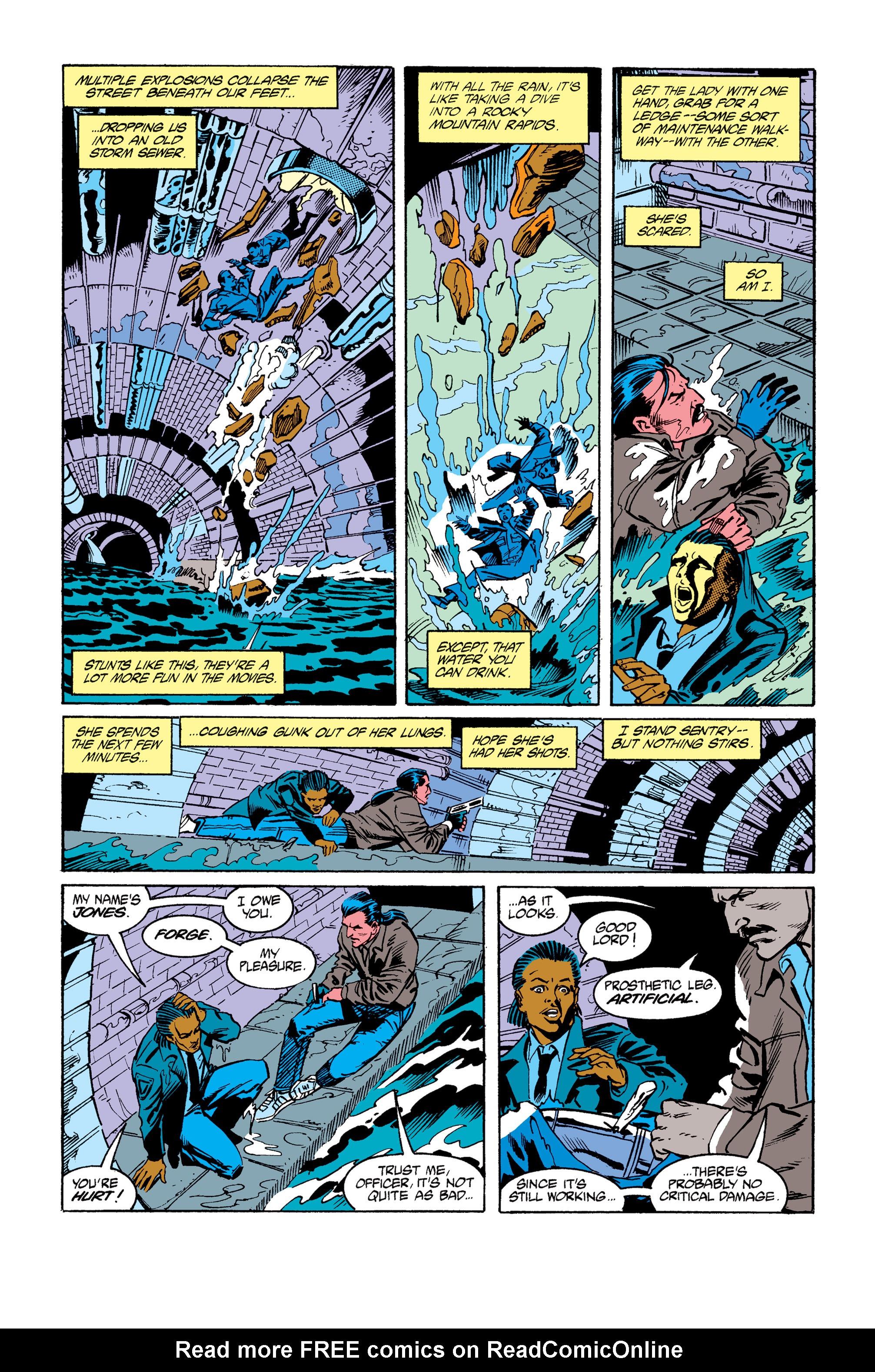 Read online Uncanny X-Men (1963) comic -  Issue #264 - 6