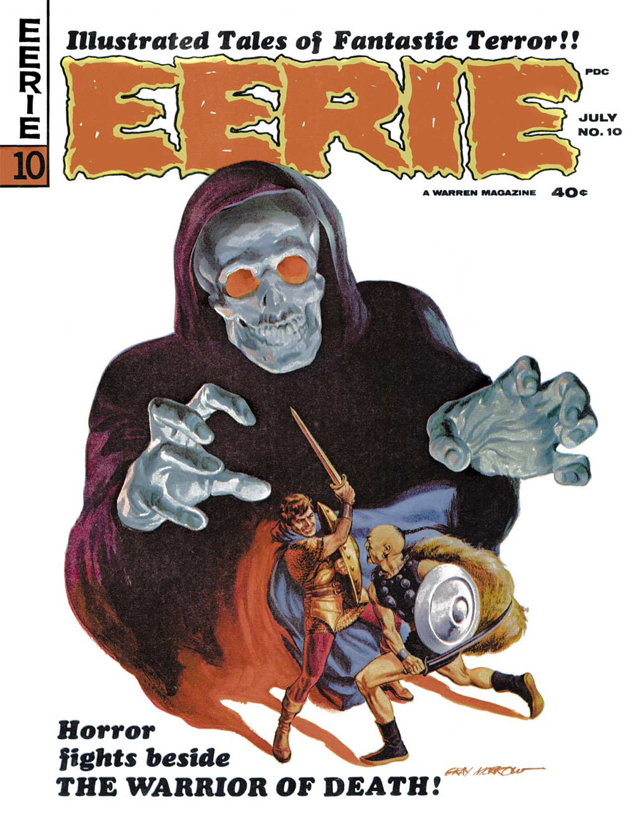 Read online Eerie Archives comic -  Issue # TPB 2 - 234