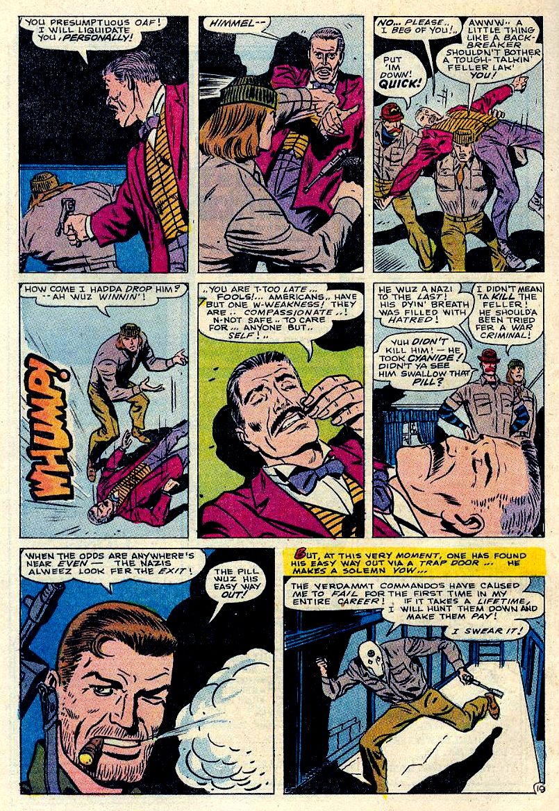 Read online Sgt. Fury comic -  Issue #84 - 28