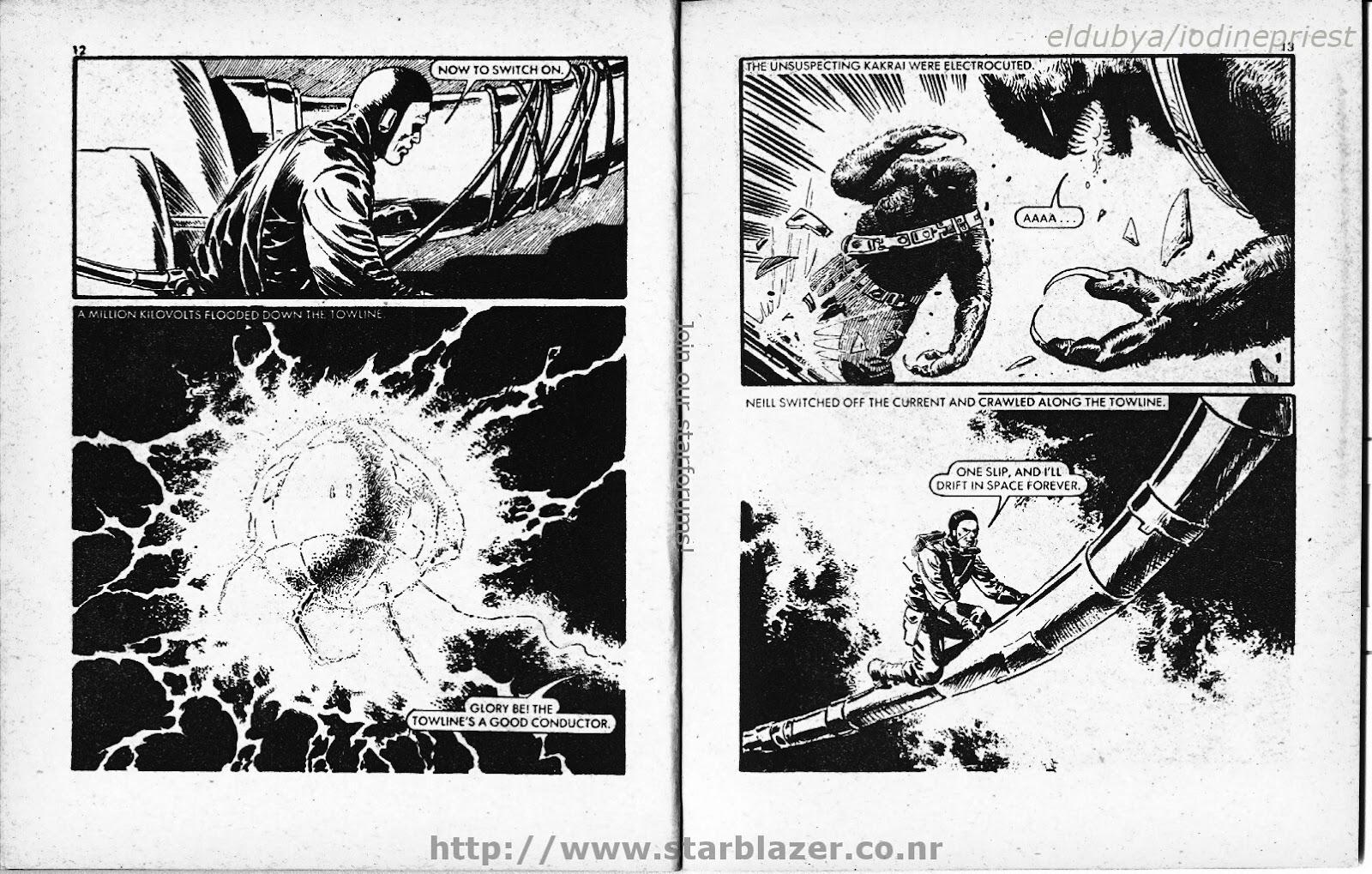 Starblazer issue 59 - Page 8