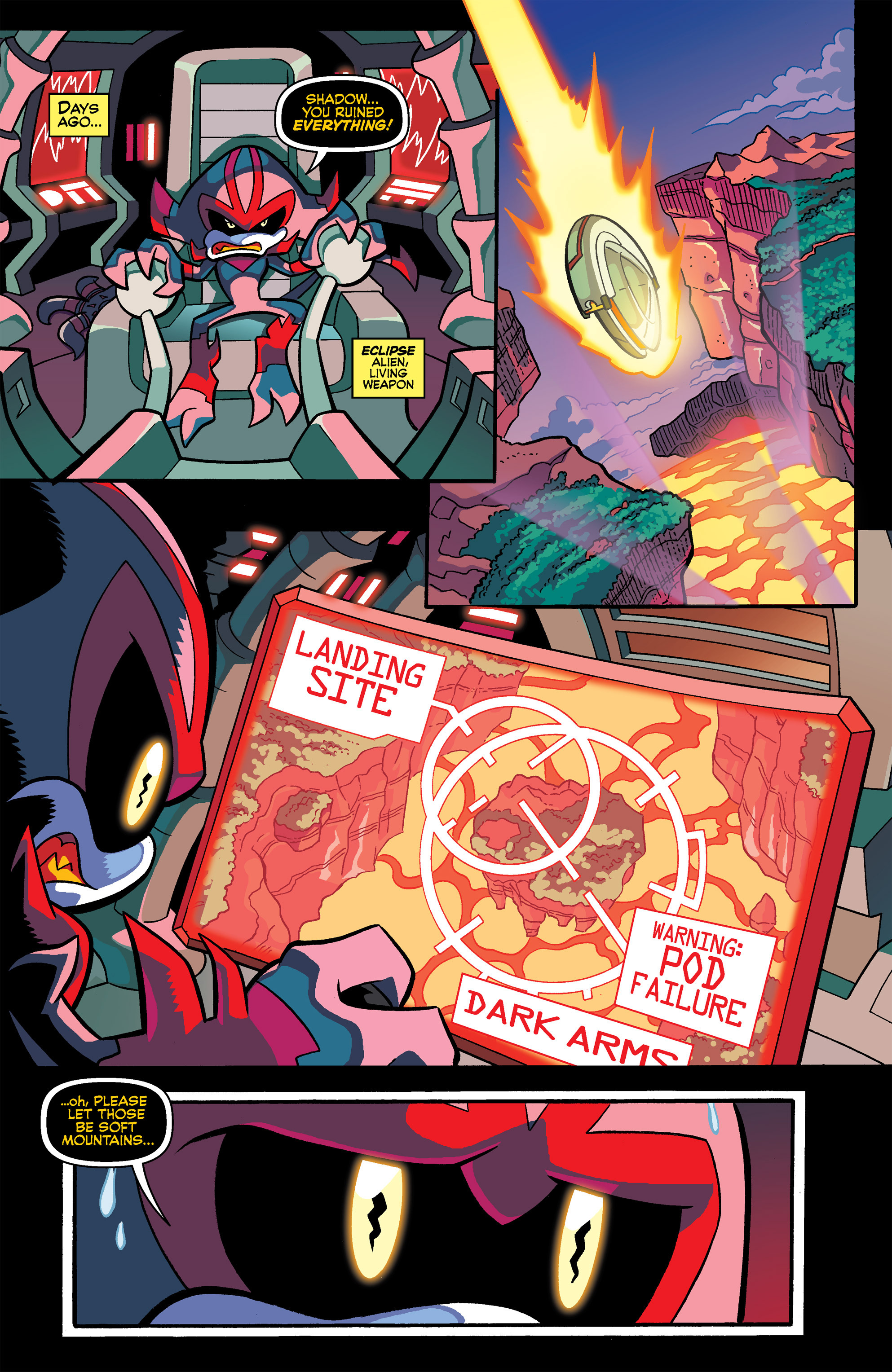 Read online Sonic Universe comic -  Issue #67 - 3