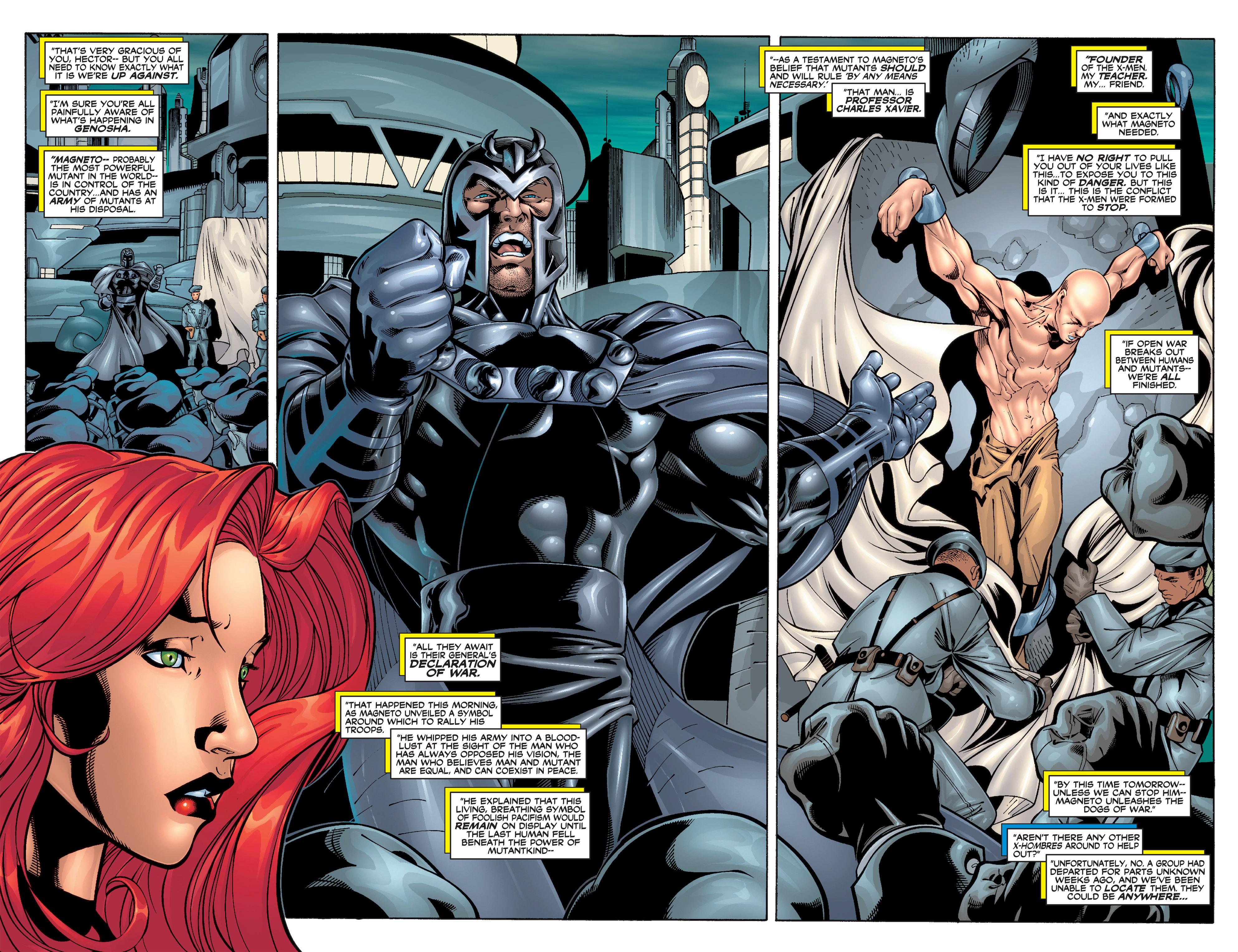 Read online Uncanny X-Men (1963) comic -  Issue #392 - 19