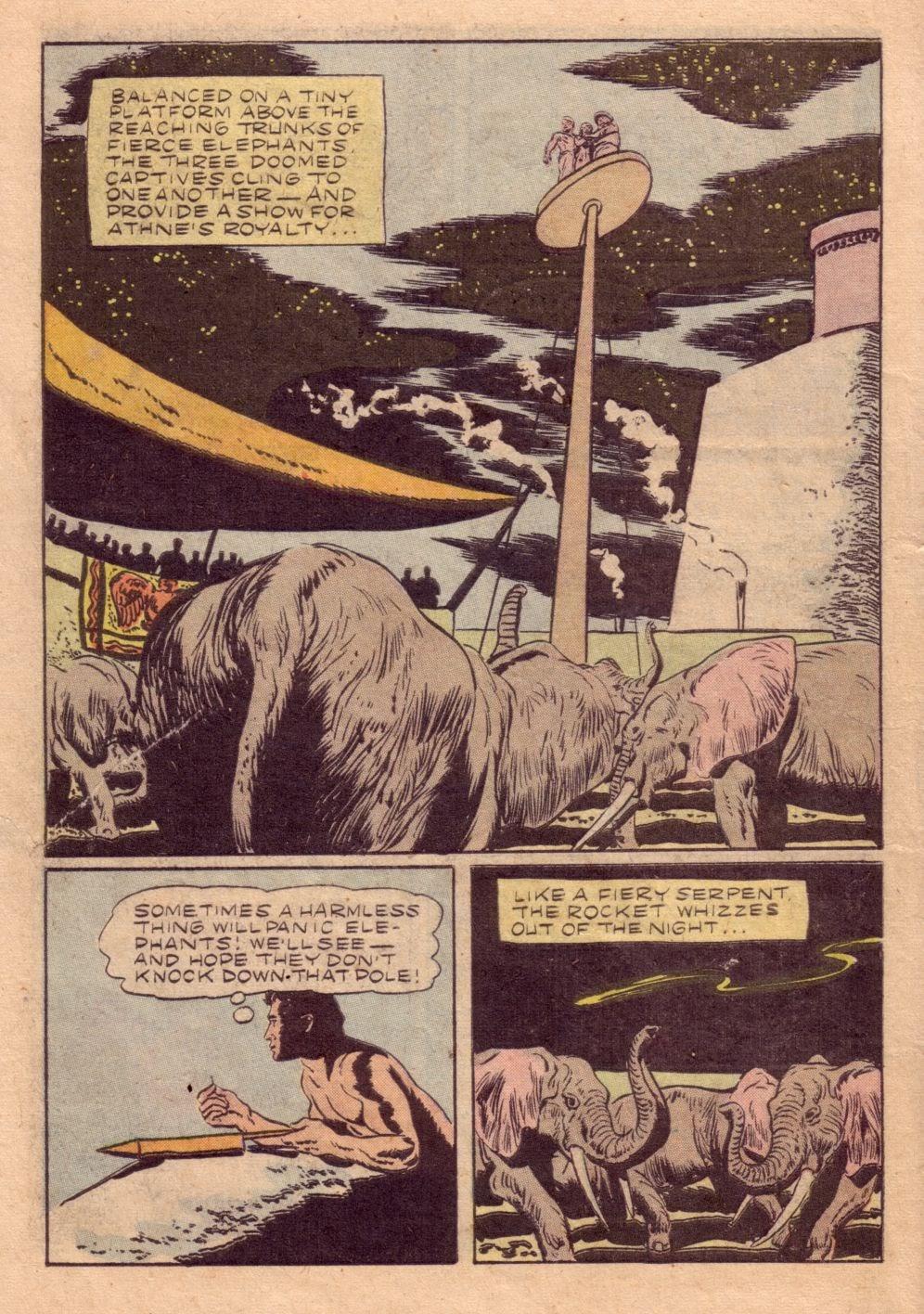 Tarzan (1948) issue 40 - Page 18