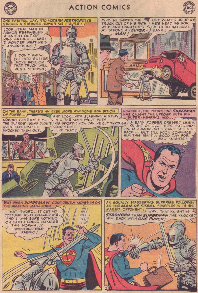 Read online Action Comics (1938) comic -  Issue #329 - 4