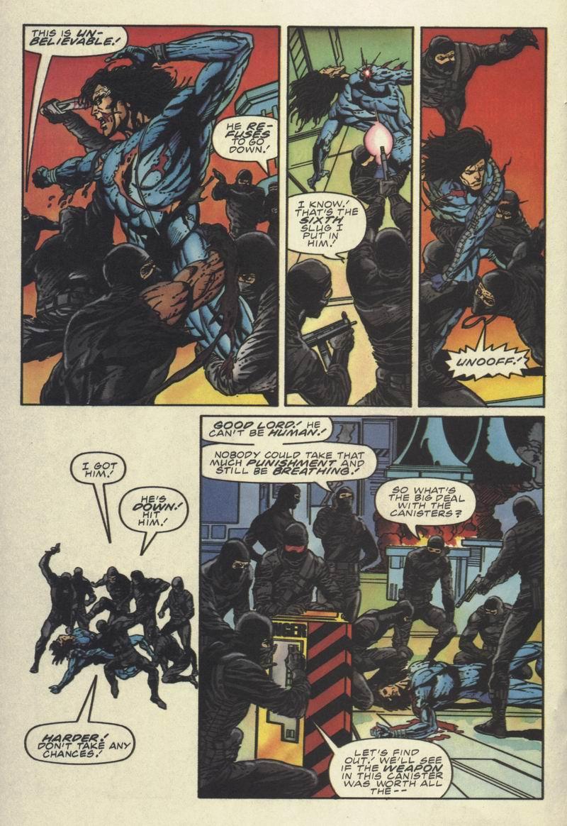 Read online Secret Weapons comic -  Issue #10 - 13