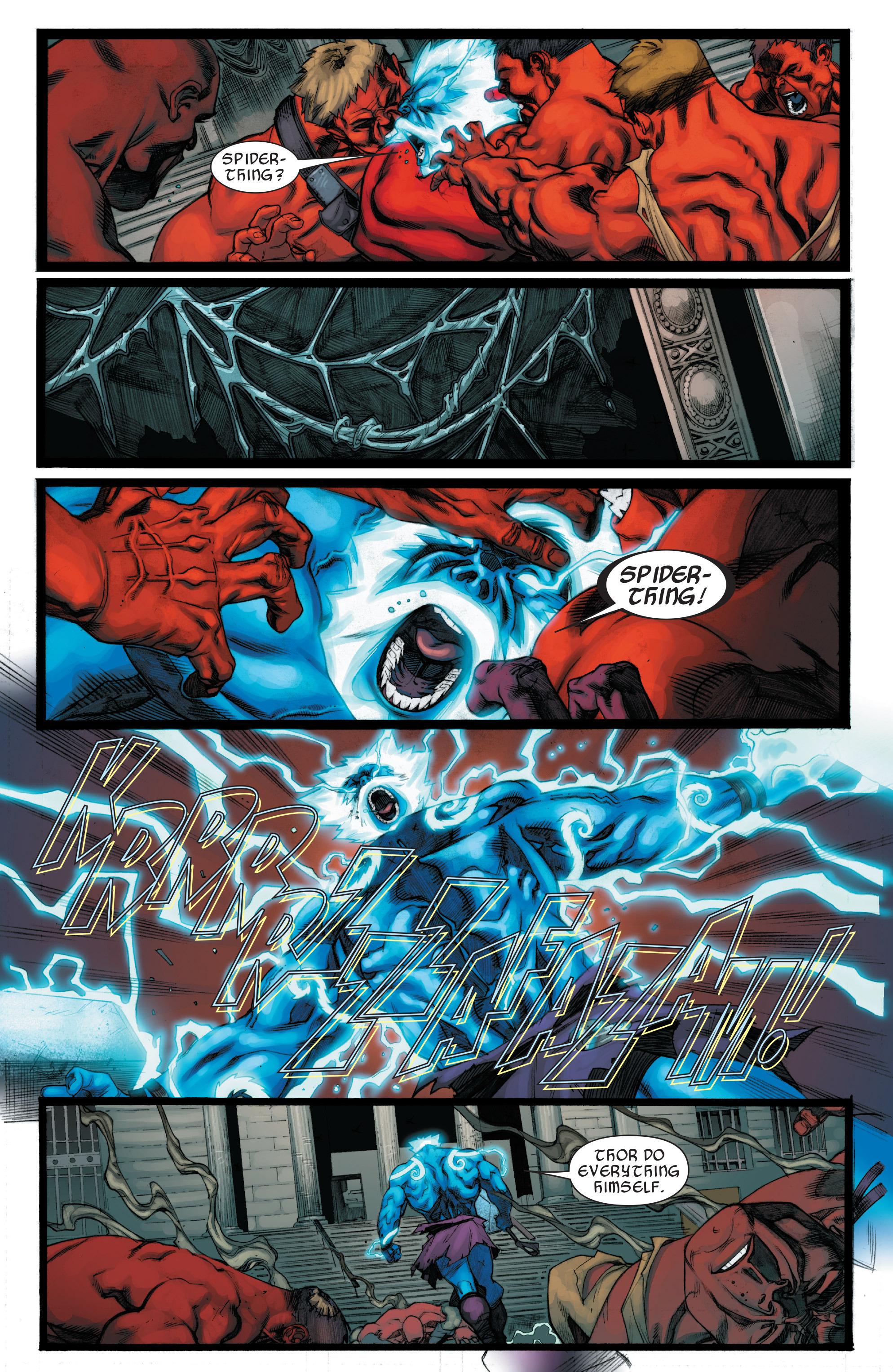 Read online World War Hulks: Spider-Man vs. Thor comic -  Issue #1 - 9