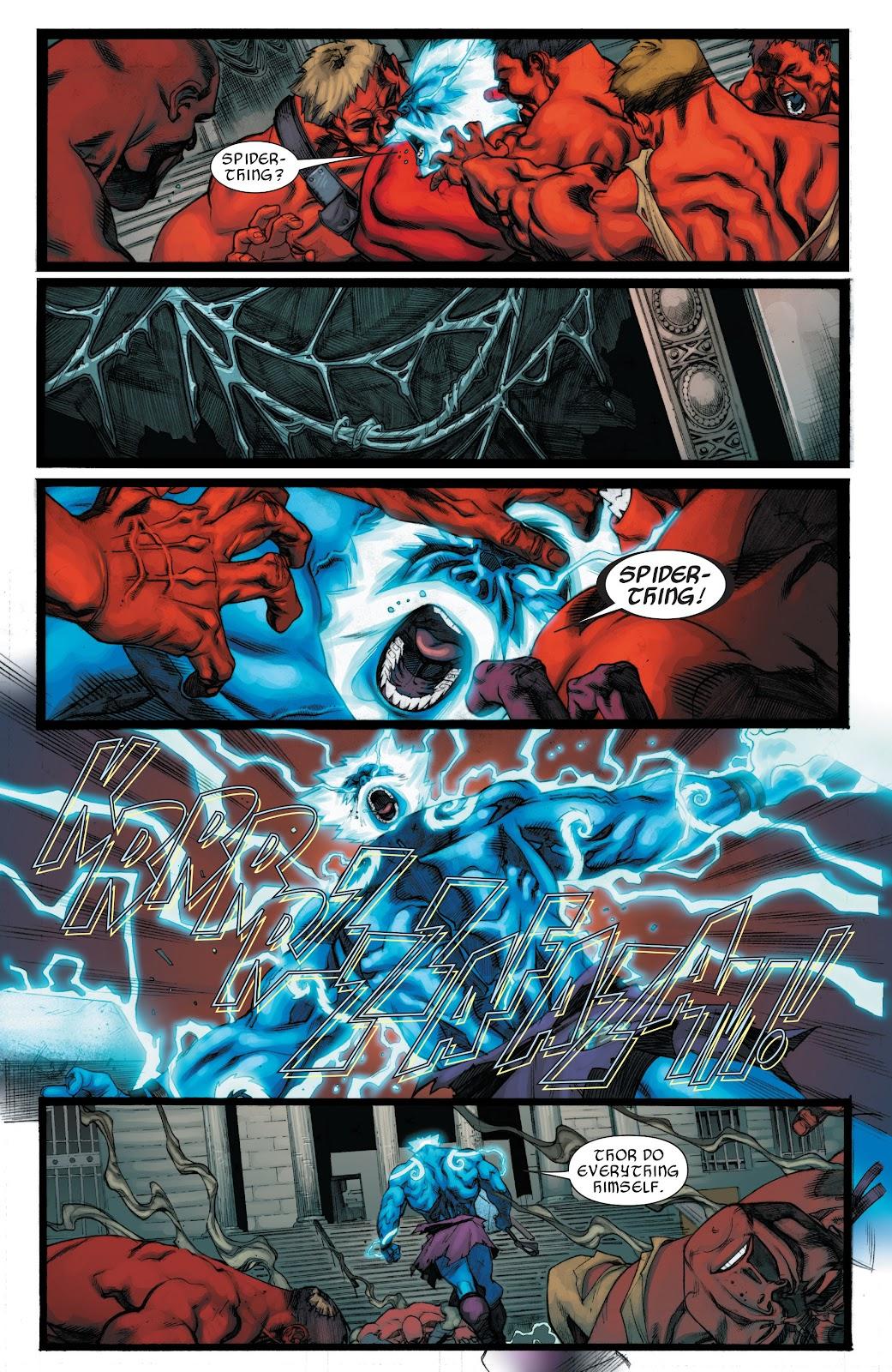 World War Hulks: Spider-Man vs. Thor Issue #1 #1 - English 9