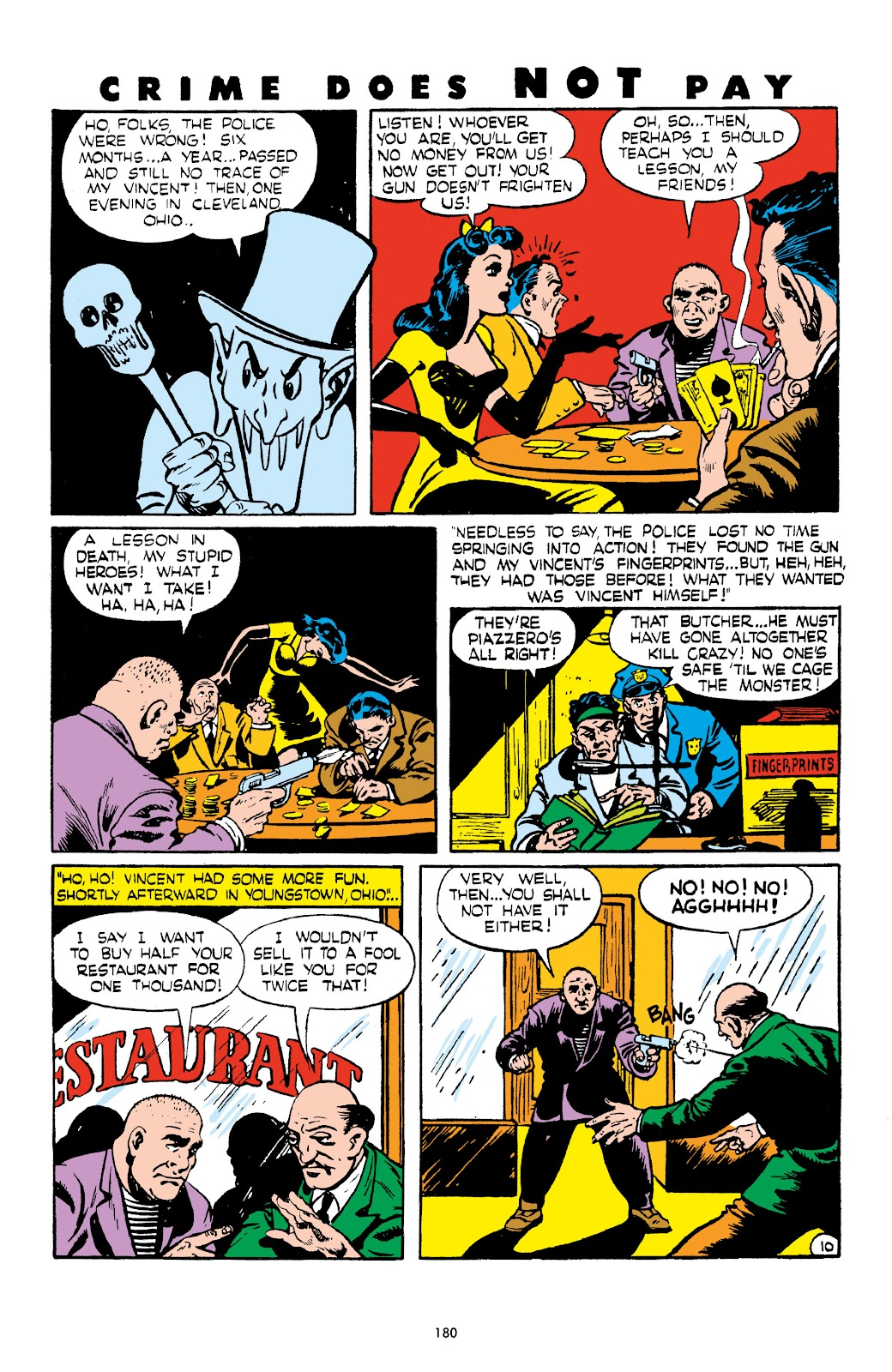 Read online Crime Does Not Pay Archives comic -  Issue # TPB 4 (Part 2) - 80