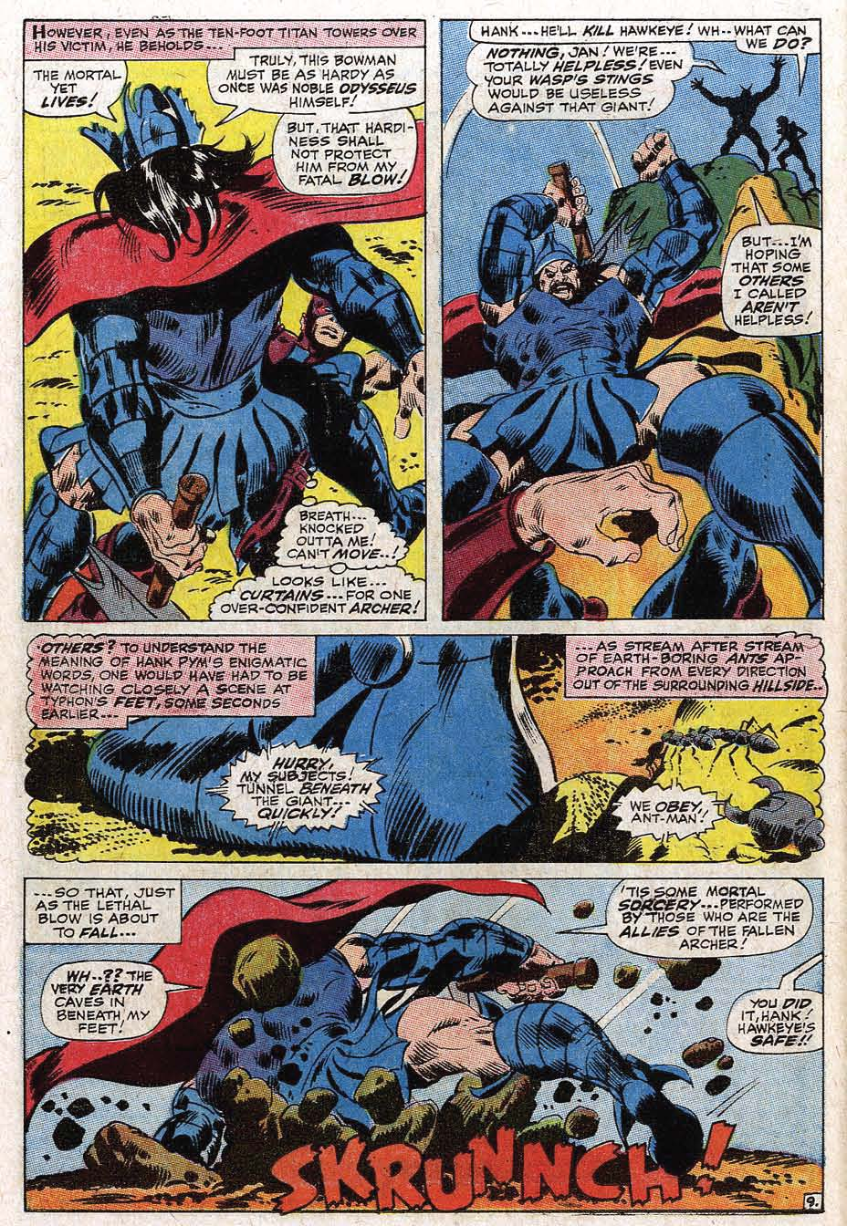 The Avengers (1963) 50 Page 13