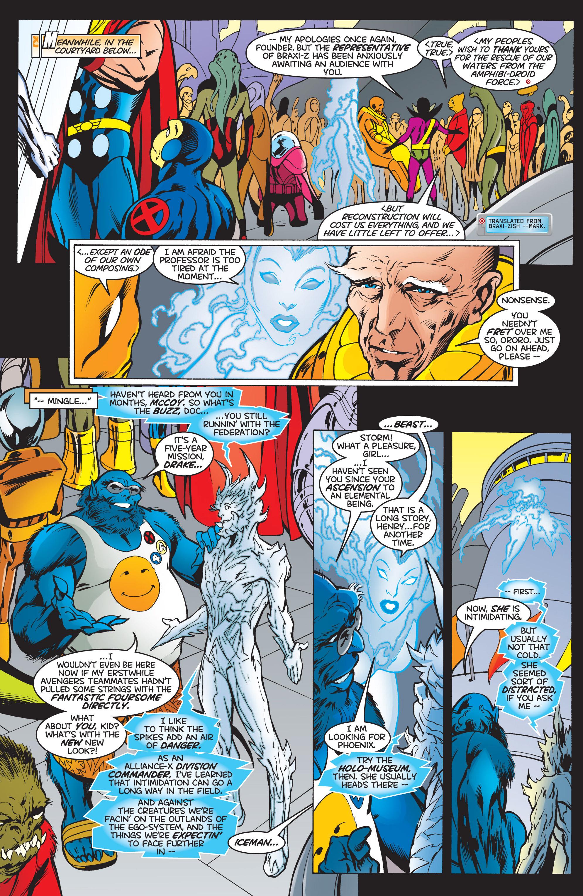 X-Men (1991) 98 Page 6