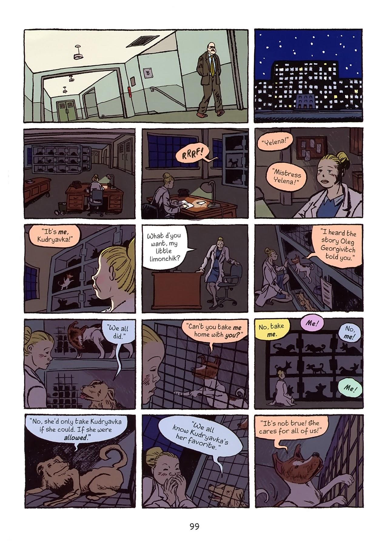 Laika TPB (Part 2) Page 1