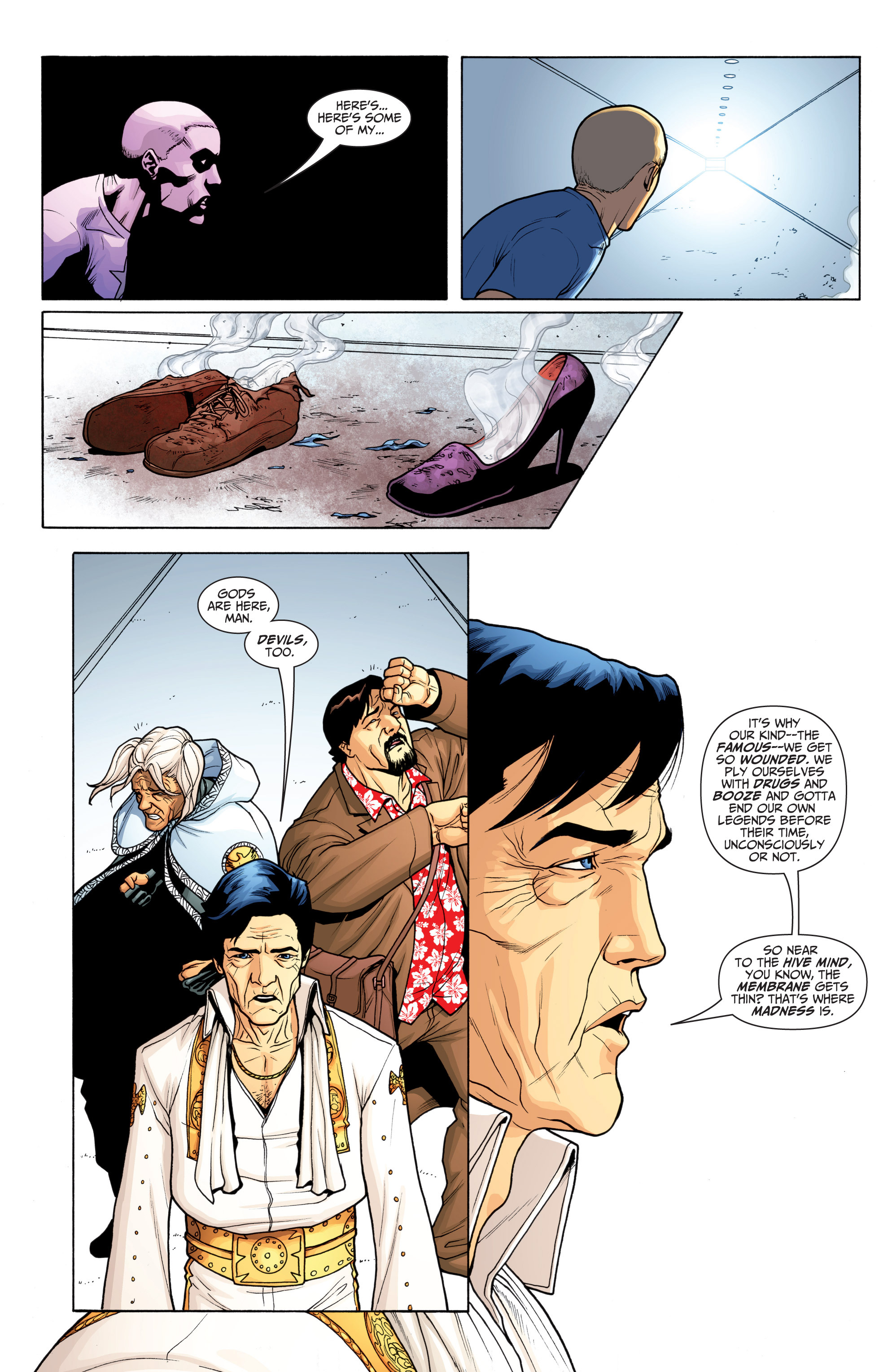 Read online Archer and Armstrong comic -  Issue #Archer and Armstrong _TPB 6 - 61