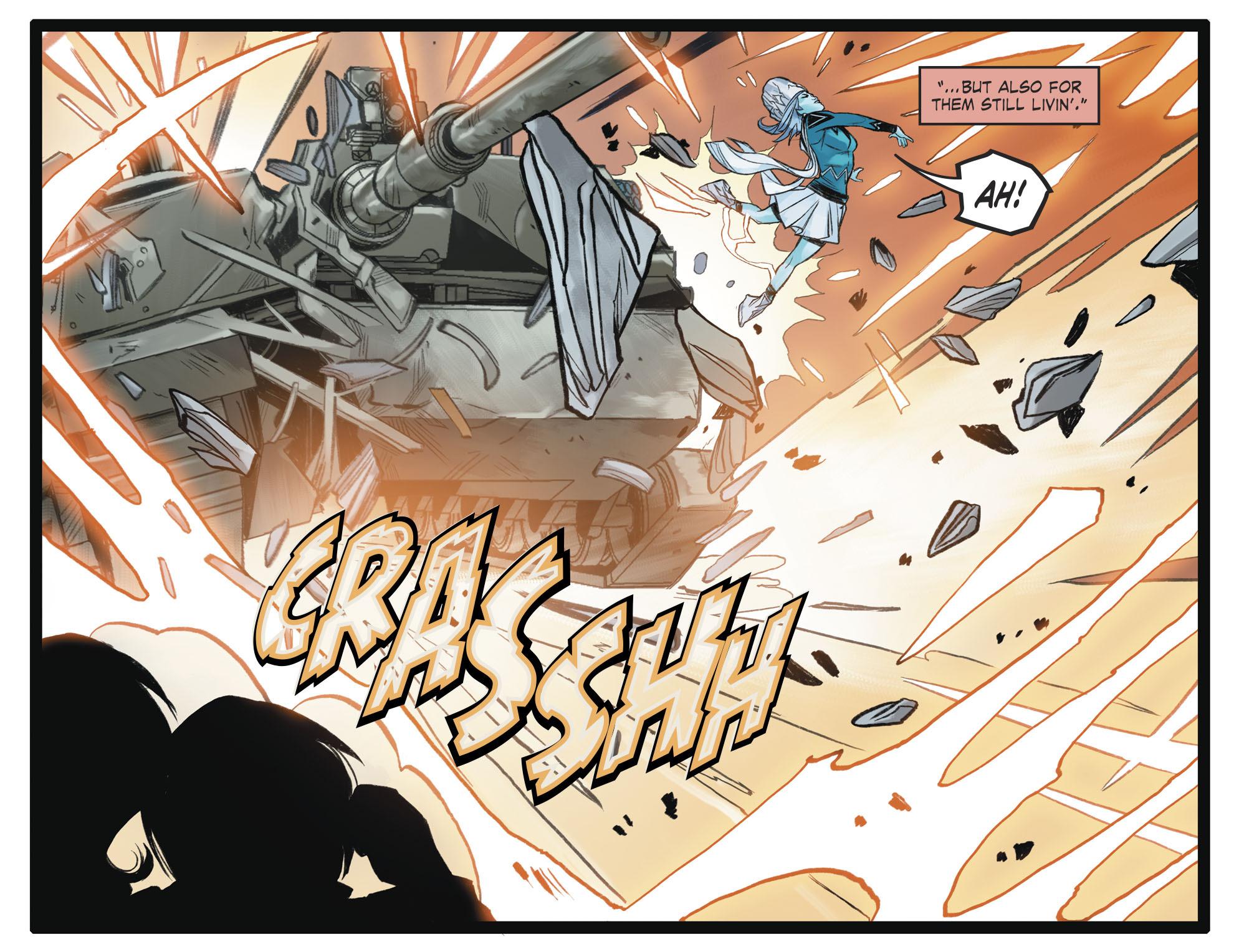 Read online DC Comics: Bombshells comic -  Issue #93 - 15
