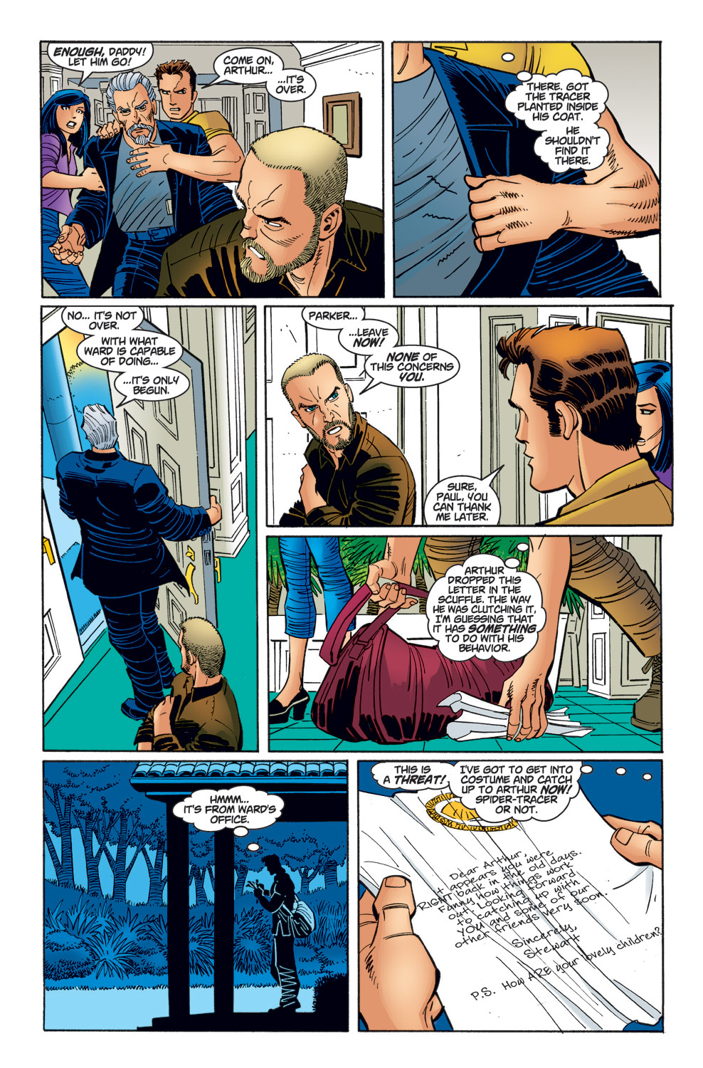 The Amazing Spider-Man (1999) 22 Page 9