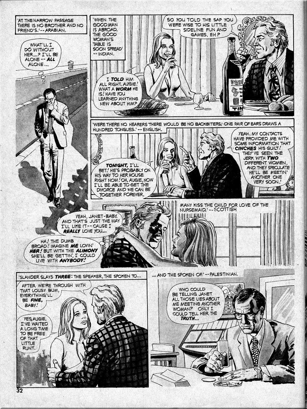 Nightmare (1970) issue 10 - Page 32