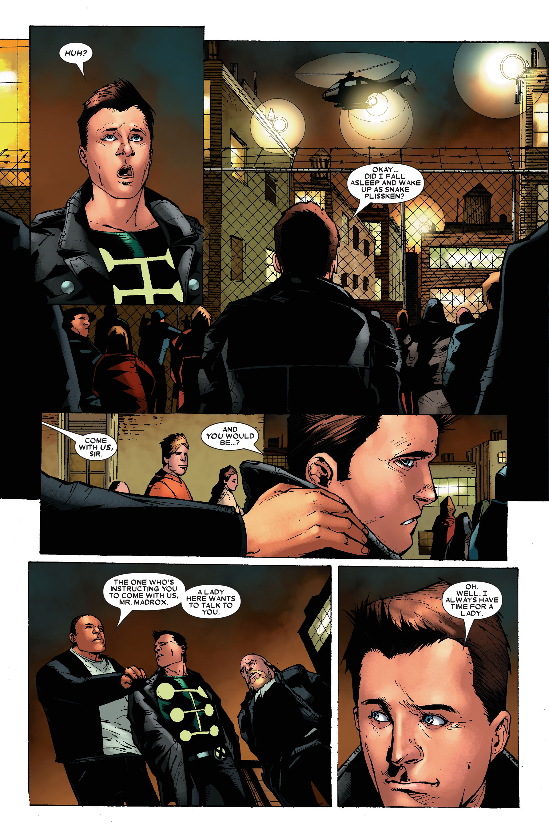 Read online X-Factor (2006) comic -  Issue #17 - 22