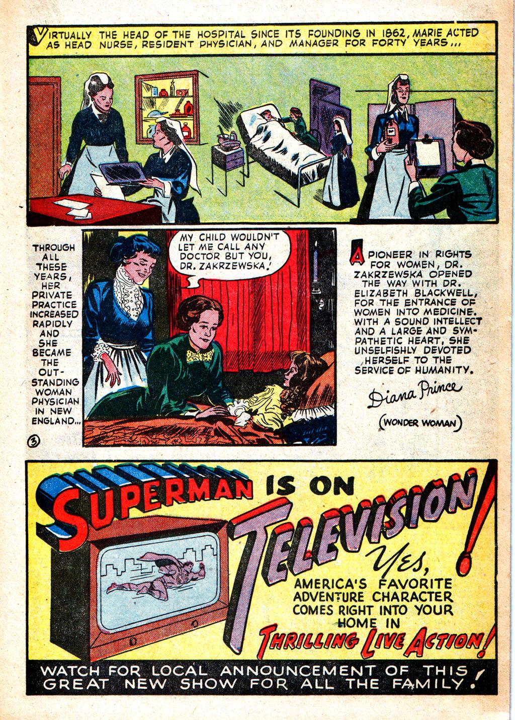 Read online Wonder Woman (1942) comic -  Issue #57 - 16