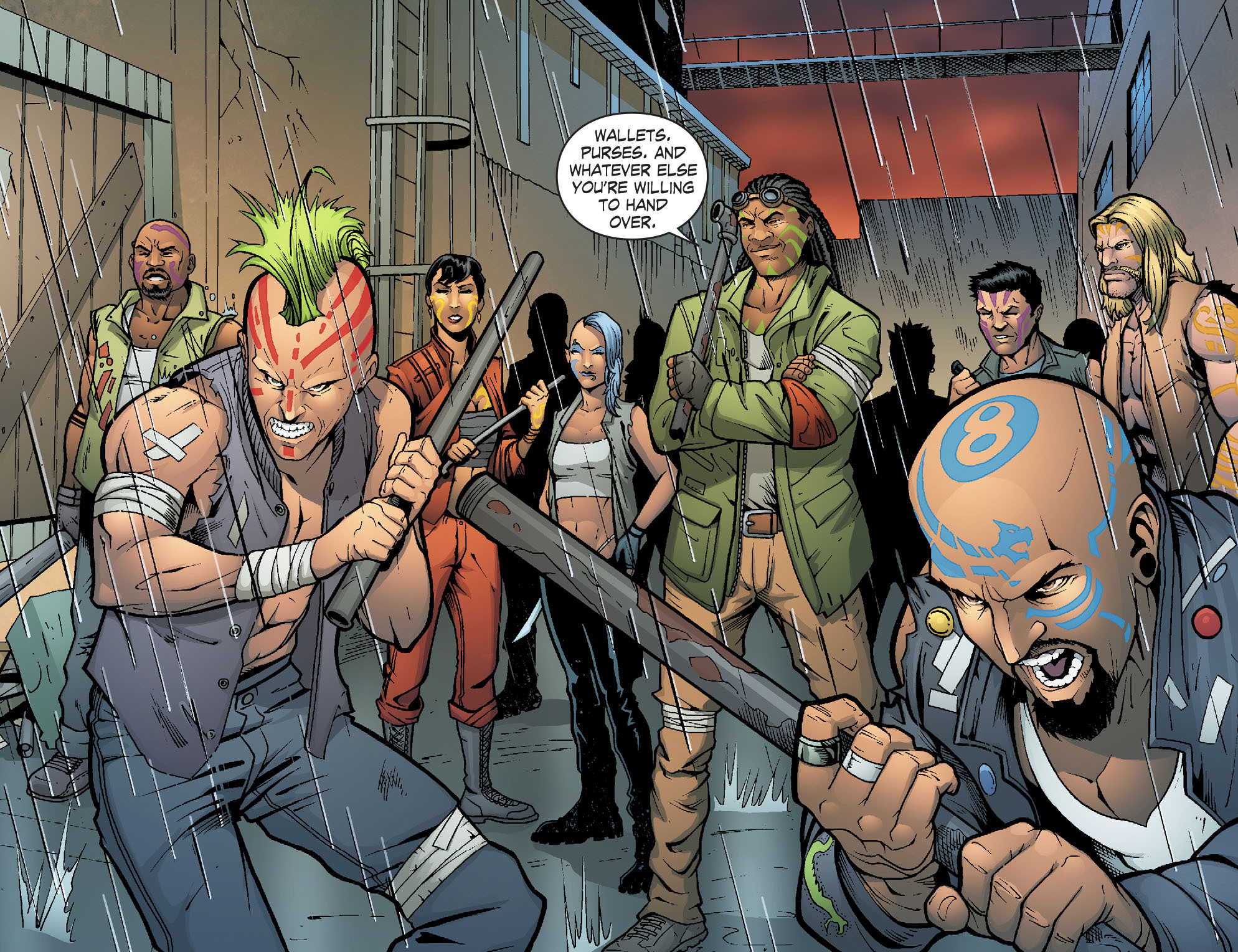 Read online Smallville: Alien comic -  Issue #8 - 5